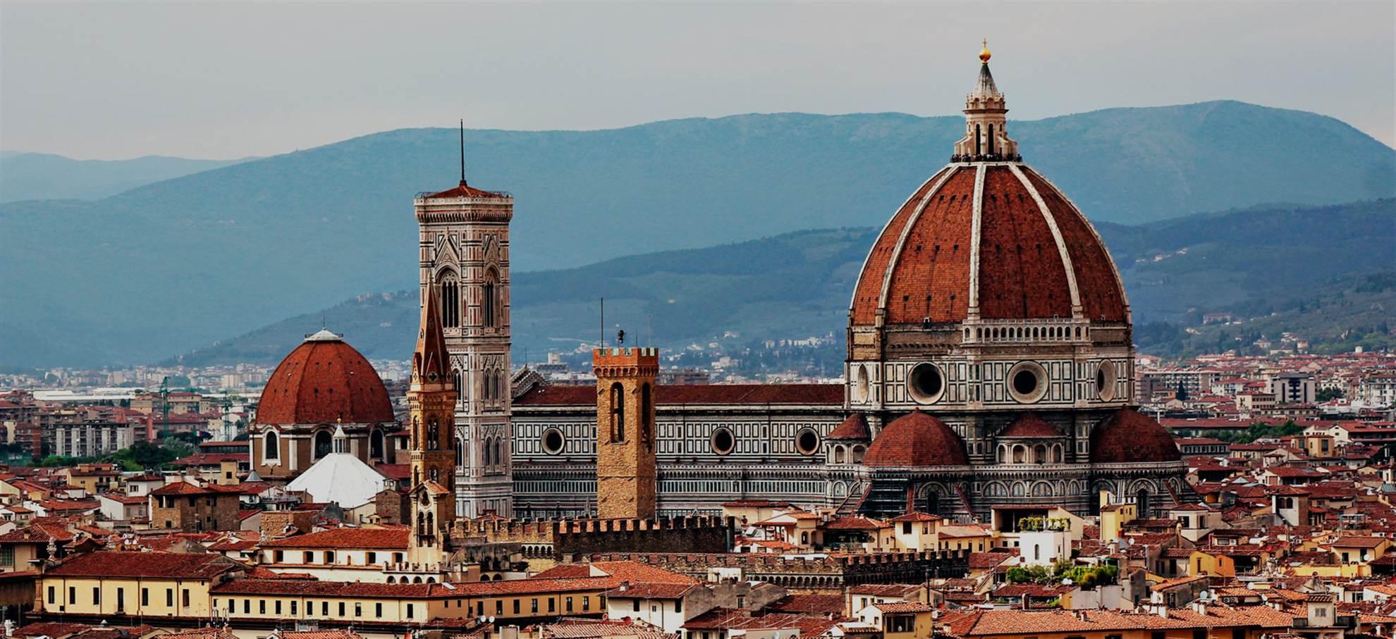 """Galeria Uffizi """"Spring køen over"""""""