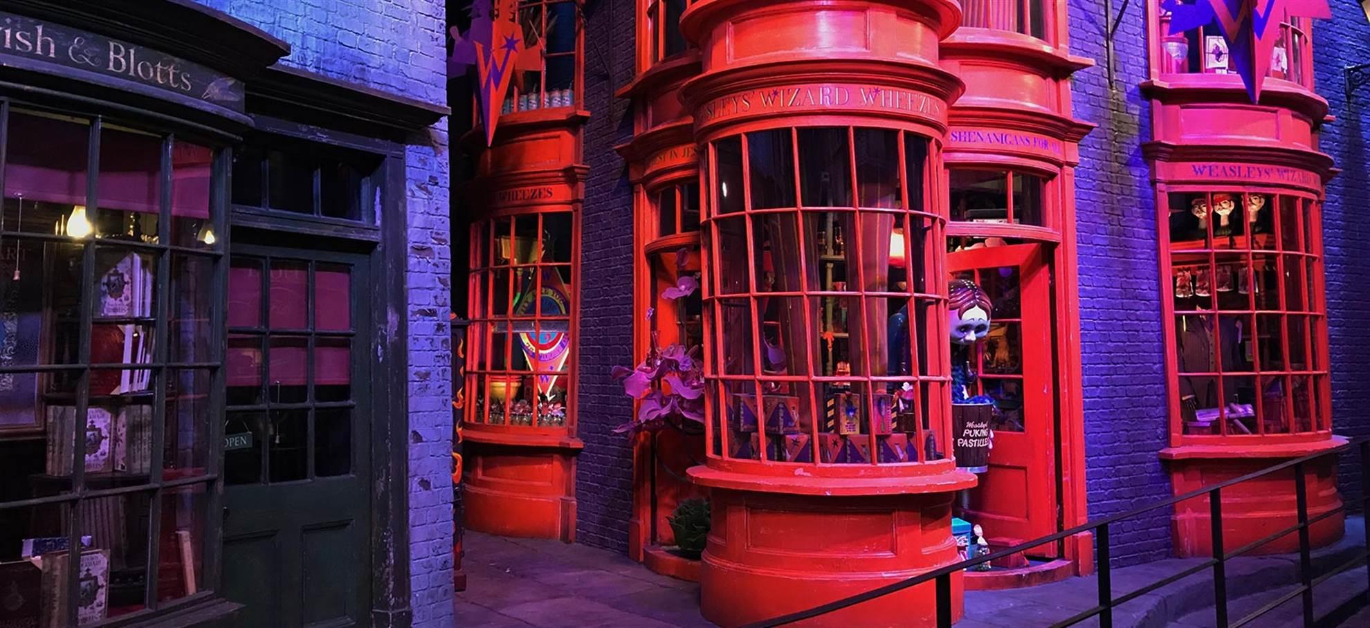 Harry Potter Walking Tour of Edinburgh