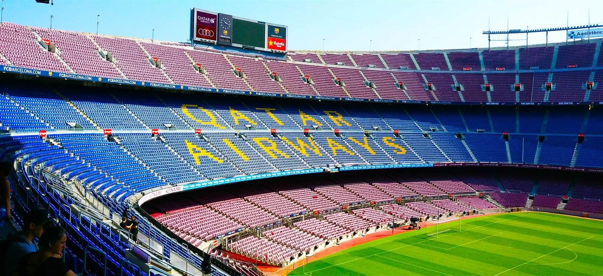 巴塞罗那足球俱乐部之旅