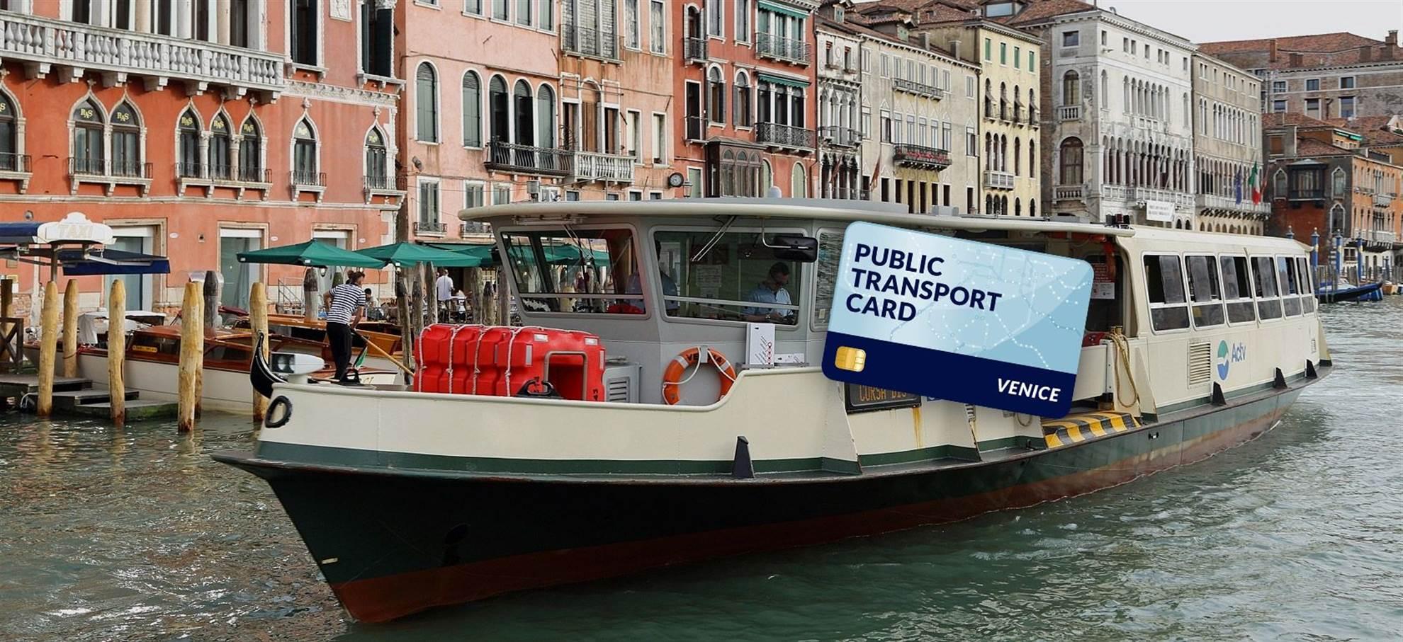 Venezia Travel Card