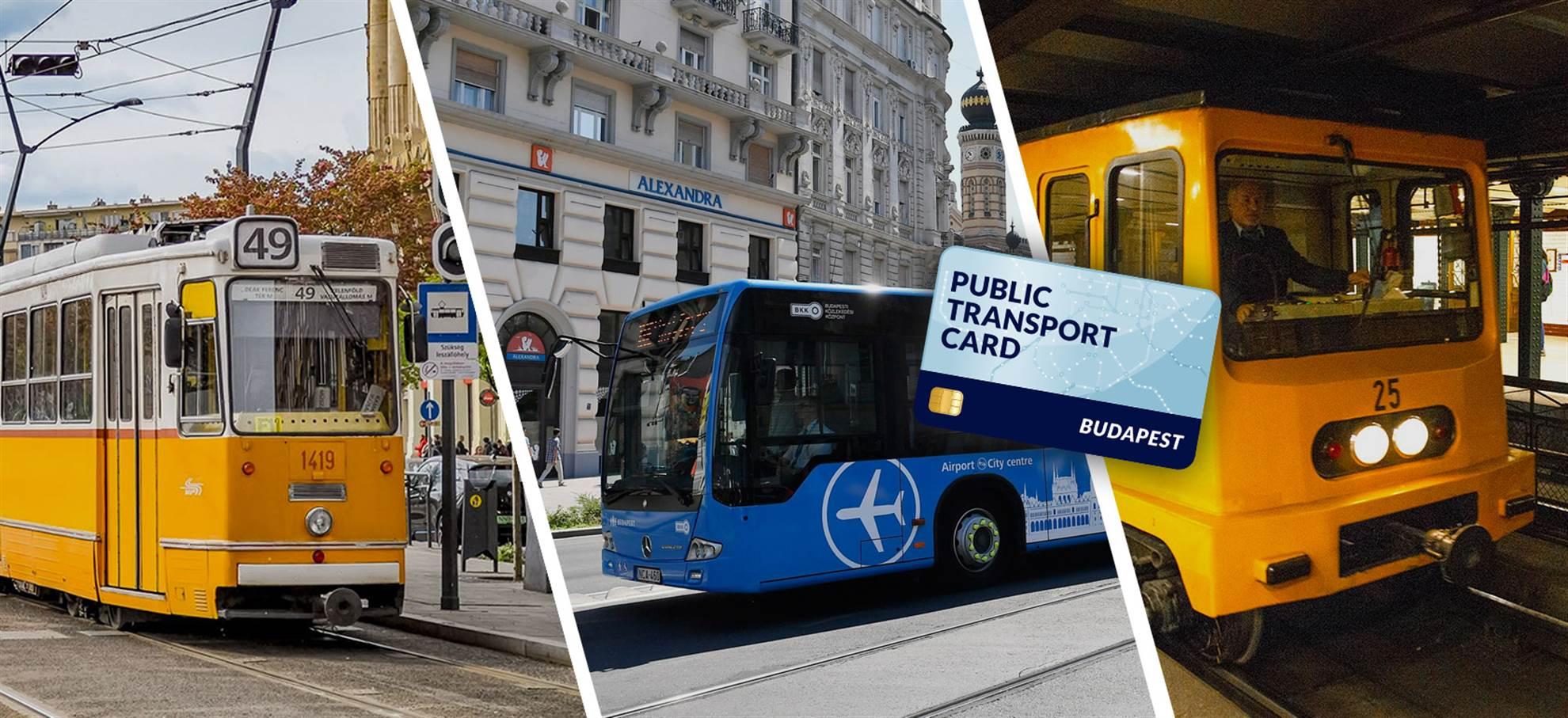 Budapest Travel Card