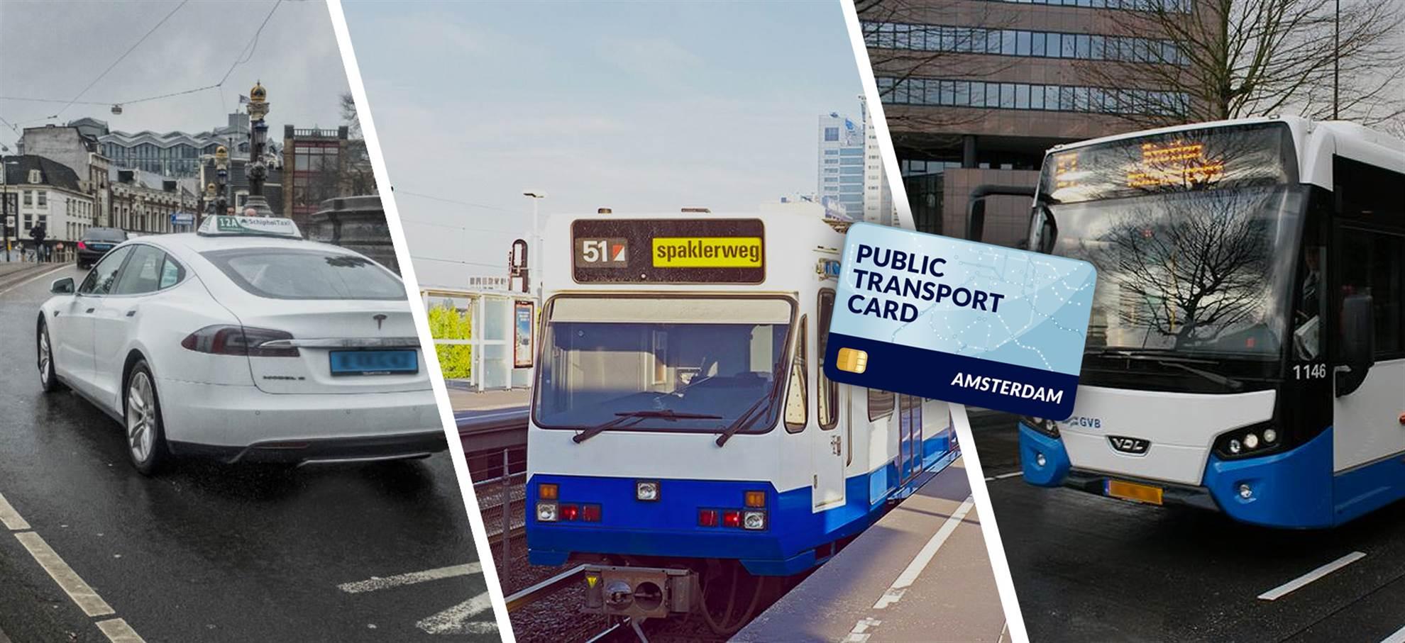 Amsterdam Travel Card