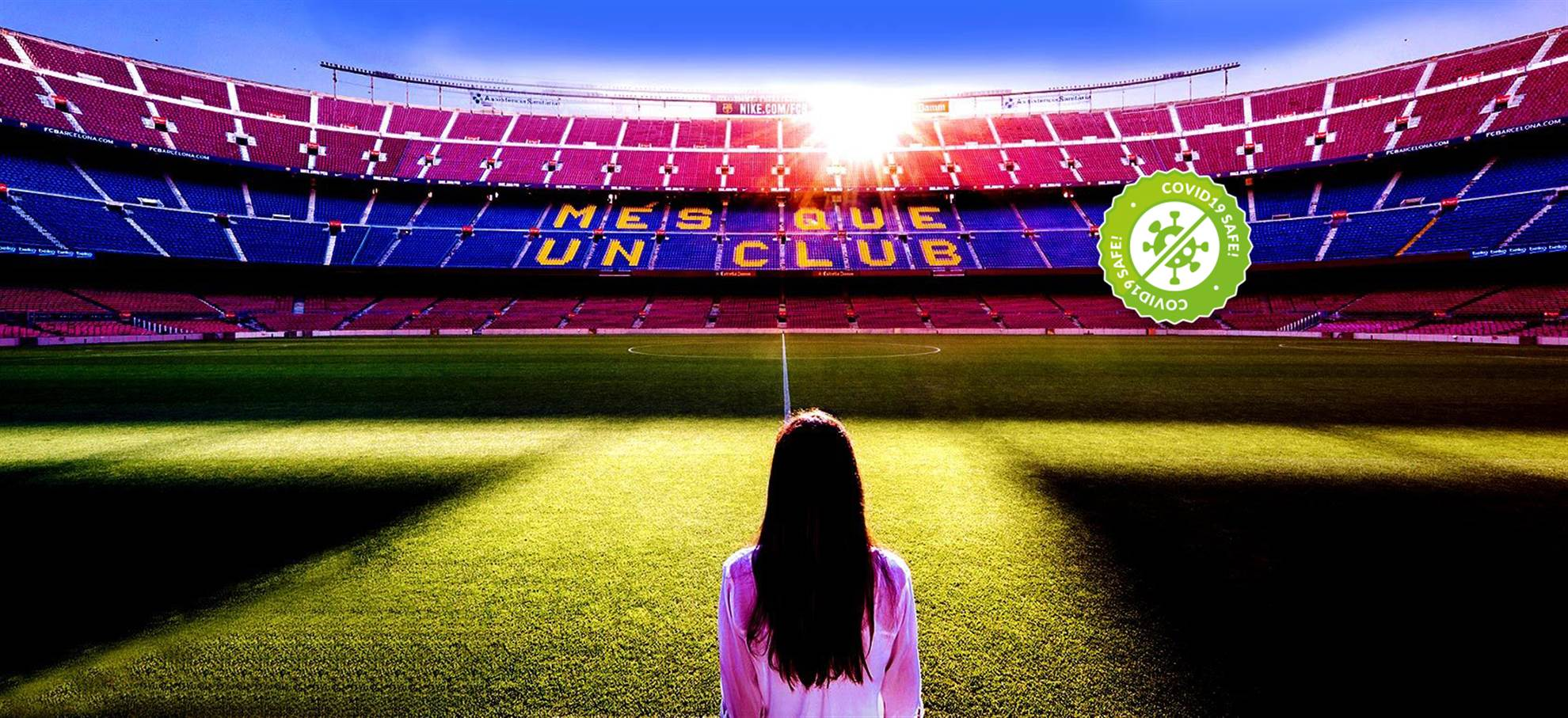 Tour dello Stadio Camp Nou - FC Barcelona