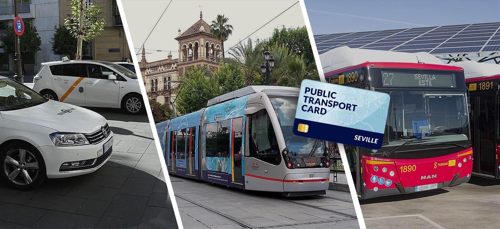 Sevilla Travel Card
