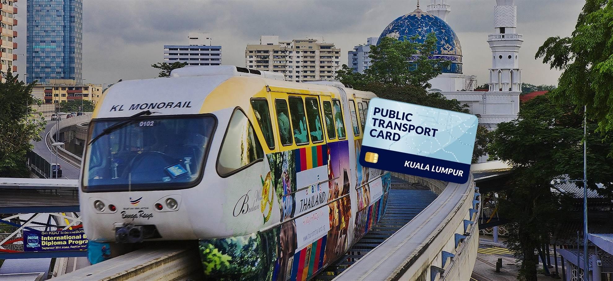 Kuala Lumpur Travel Card