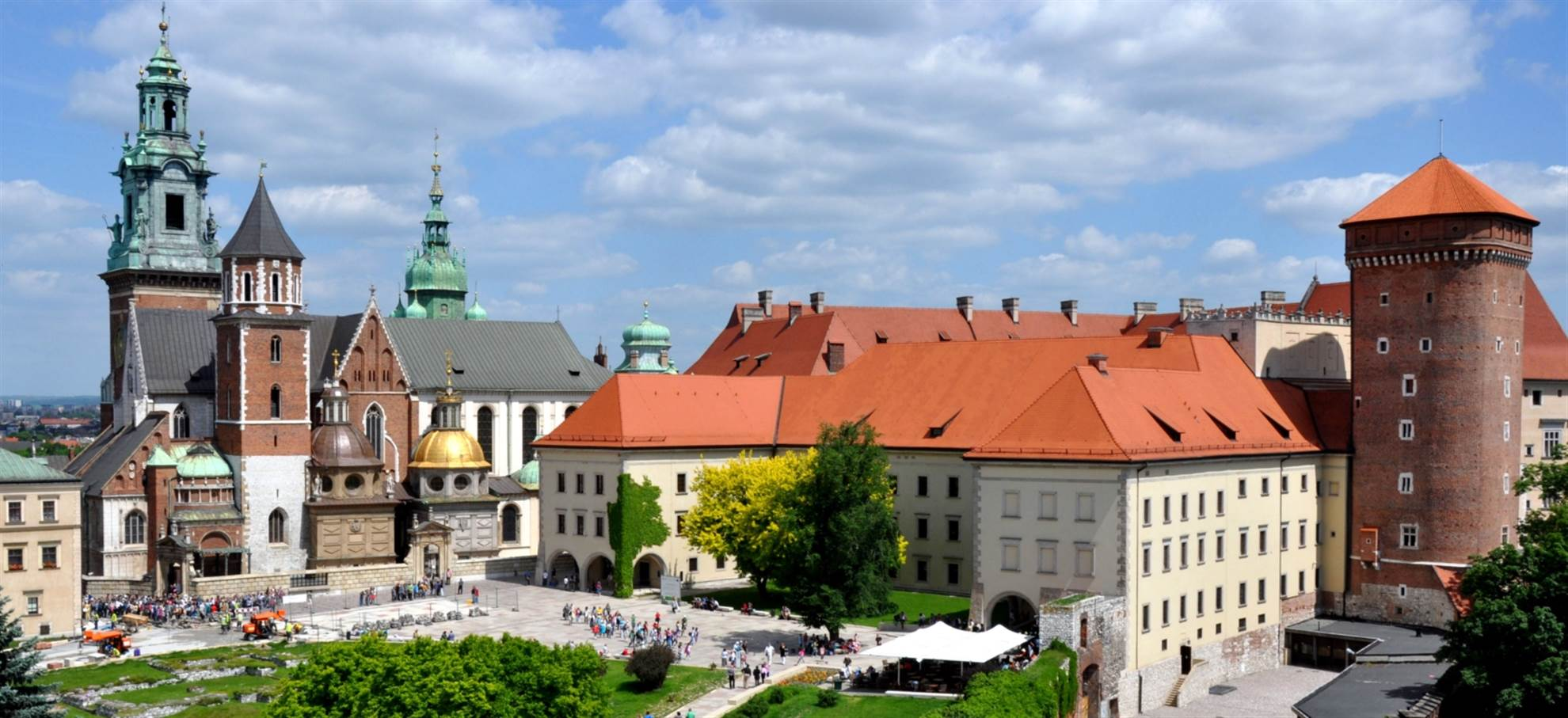 Wawel Castle guided tour
