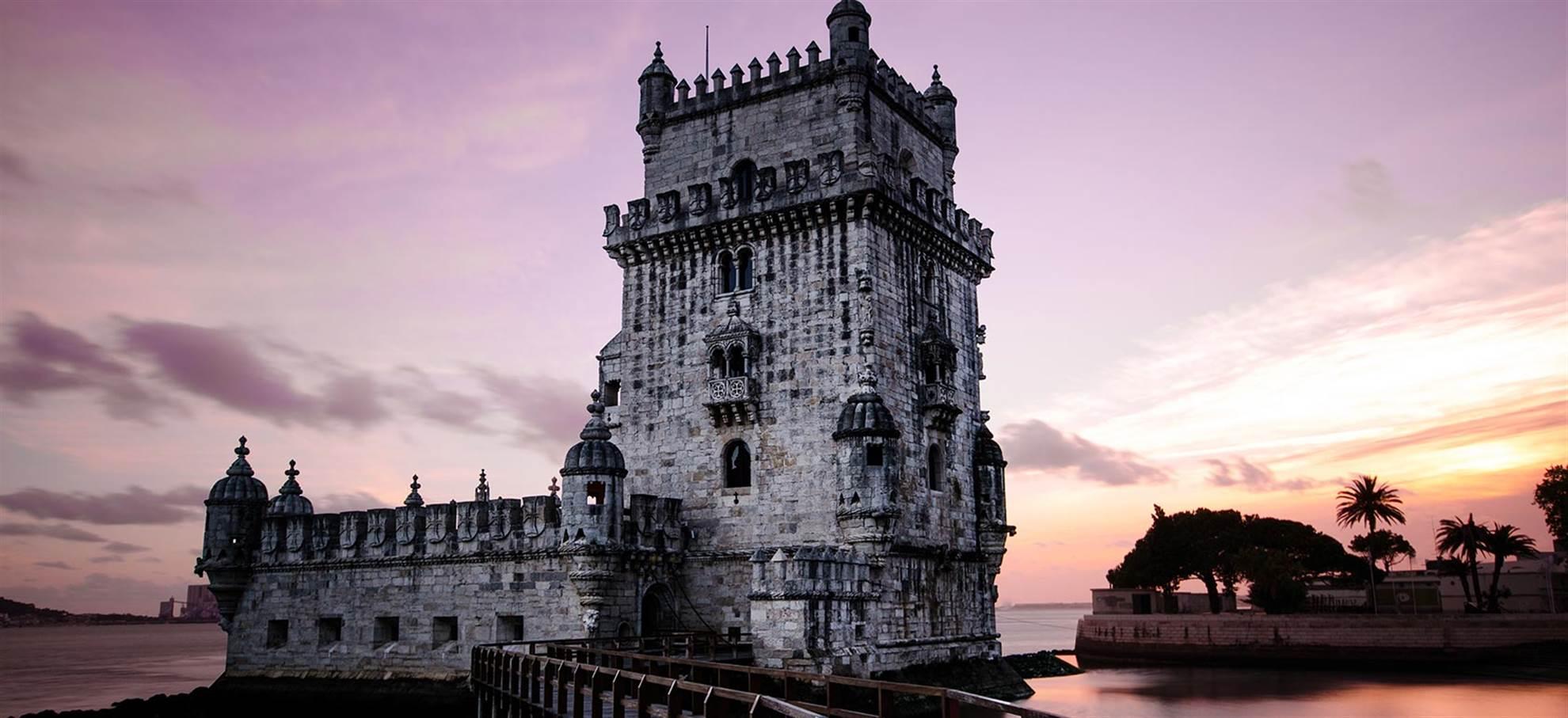 Torre de Belém + Engels Gids