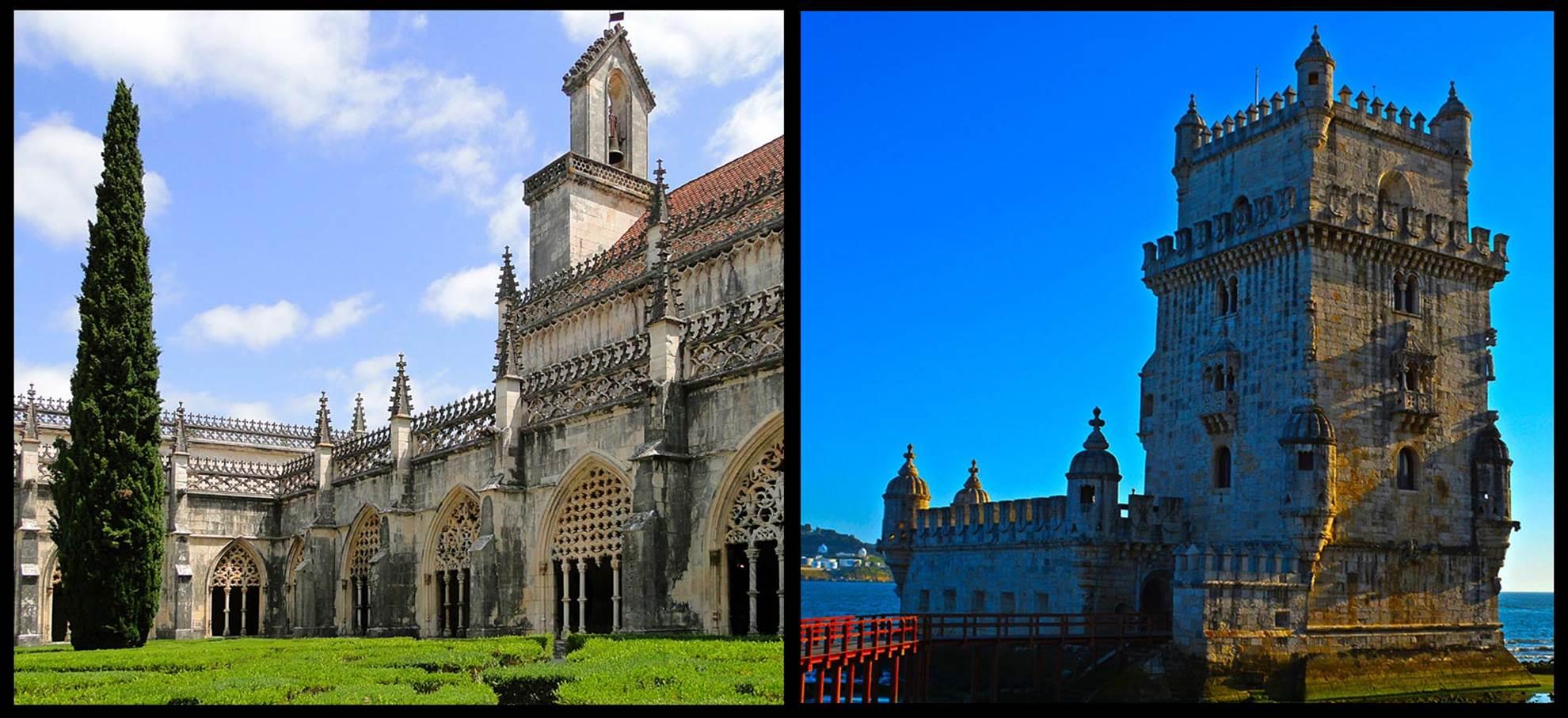 Пакет Белем (Belém Bundle) - Башня Белен и Монастырь Жеронимуш