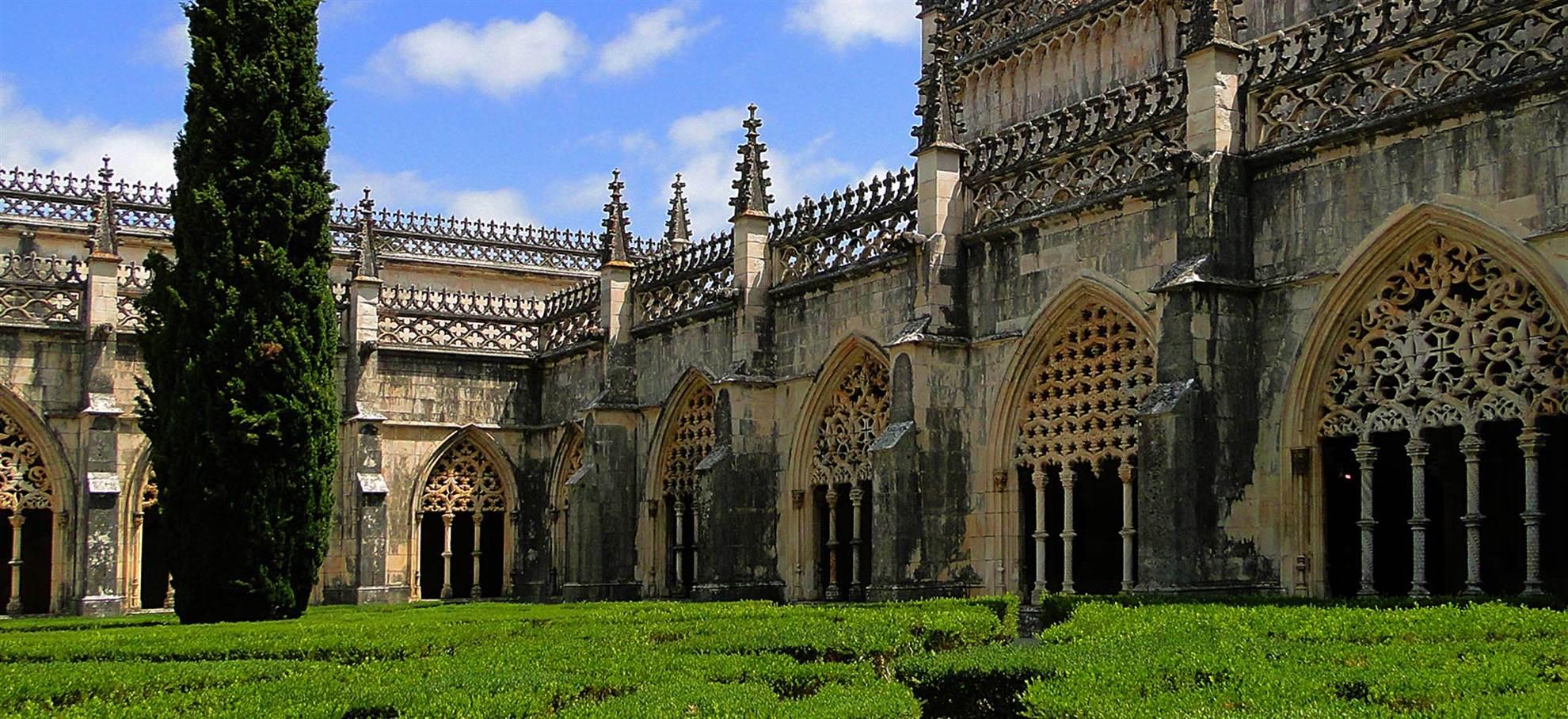 Jerónimos Monastery - Монастырь Иеронимитов