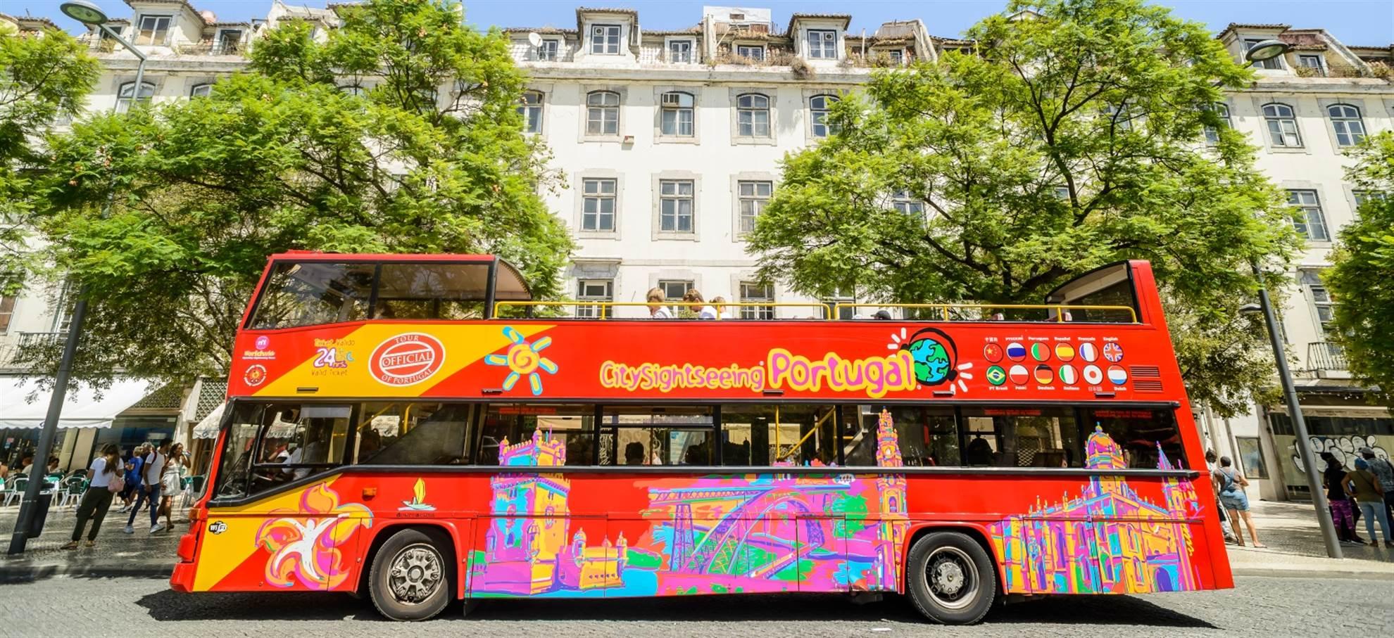 Lisbon Hop on Hop off Bus