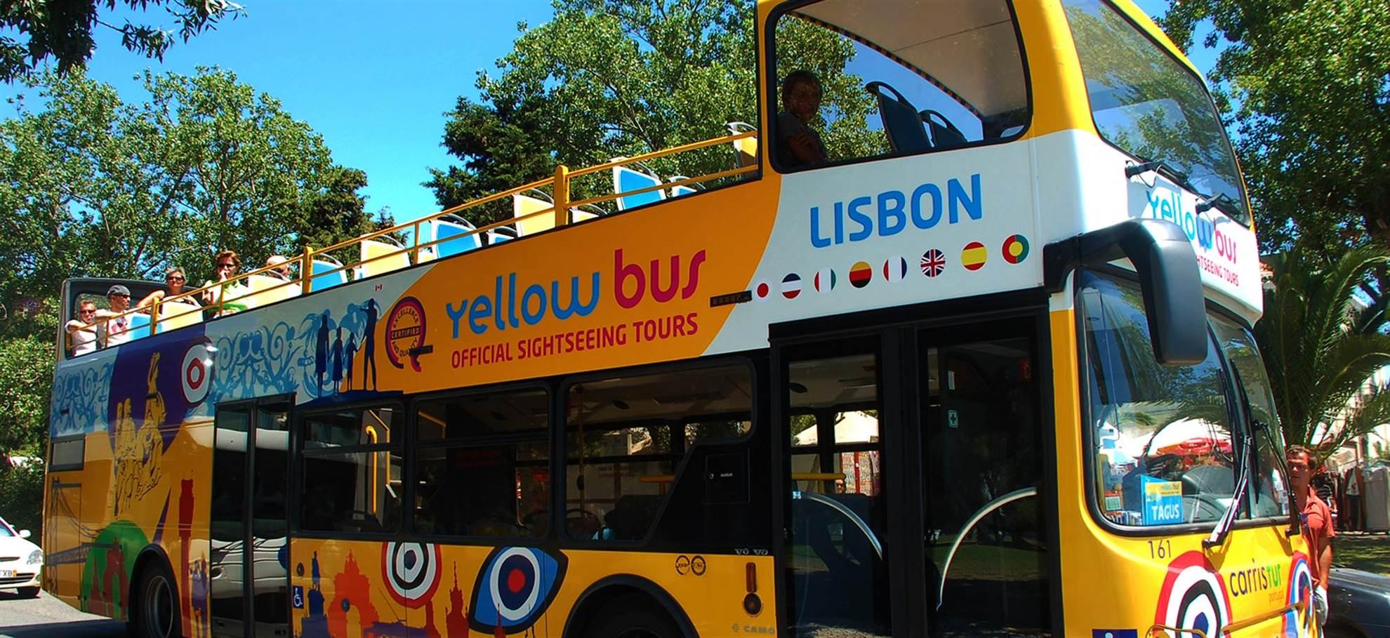 Modern Lissabon Bus Tour