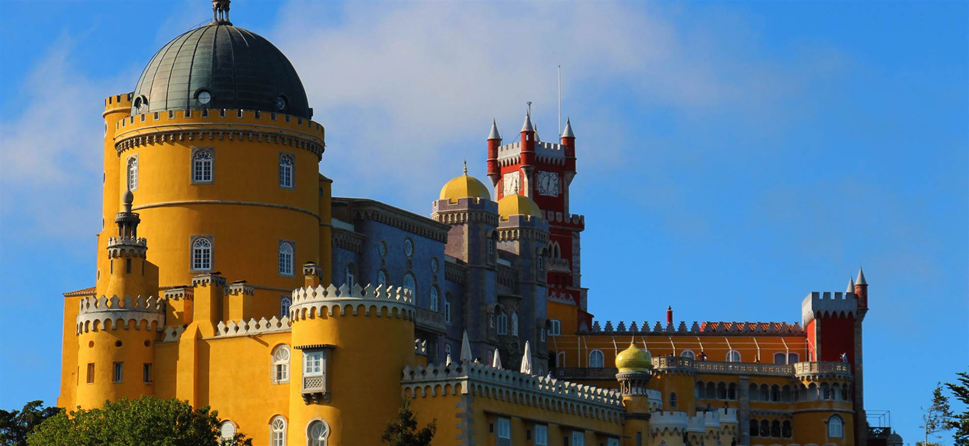 Sintra Royal Palaces