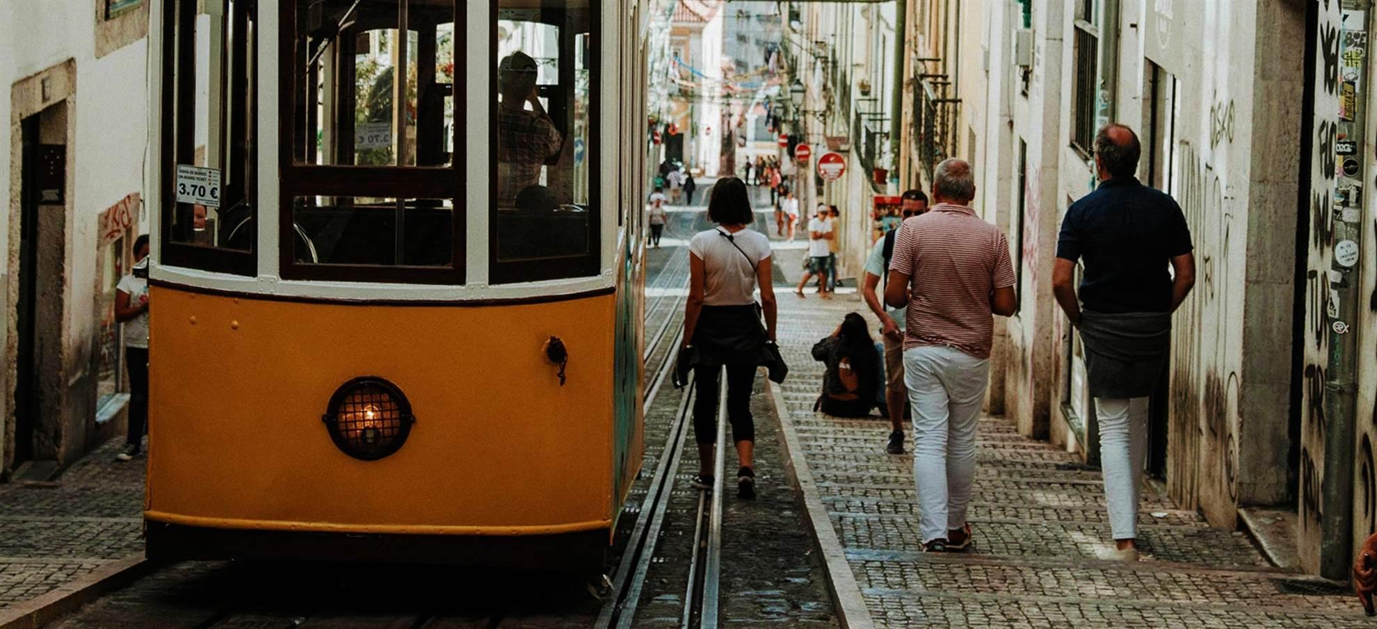 Original Lisbon Walking Tour