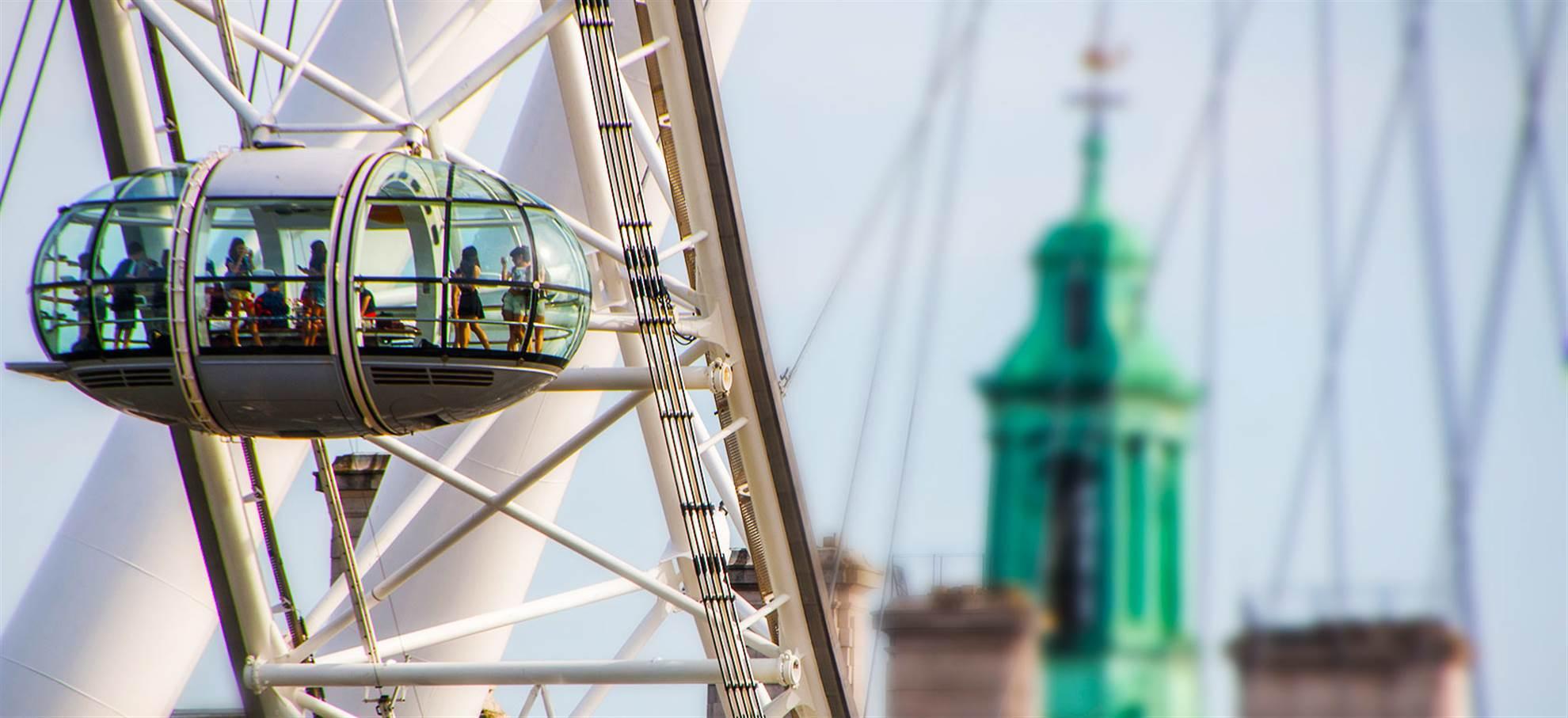 London Eye - Entradas Estándar
