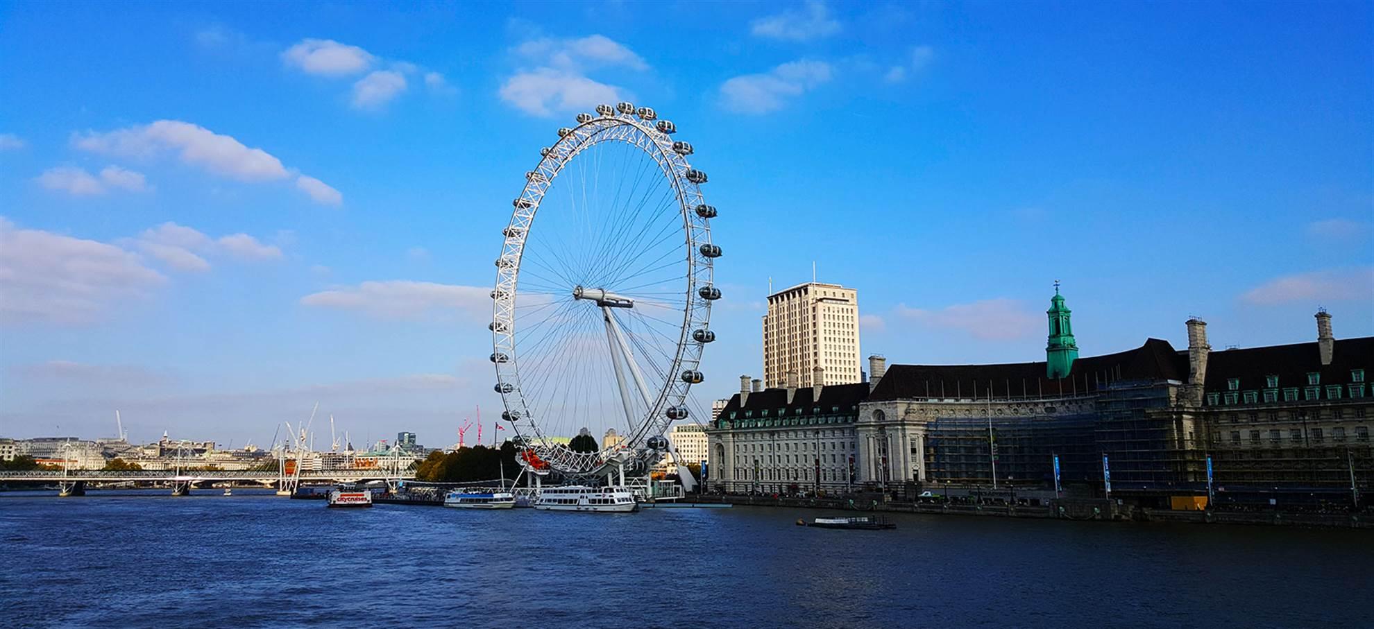 London Eye - Standaard Tickets
