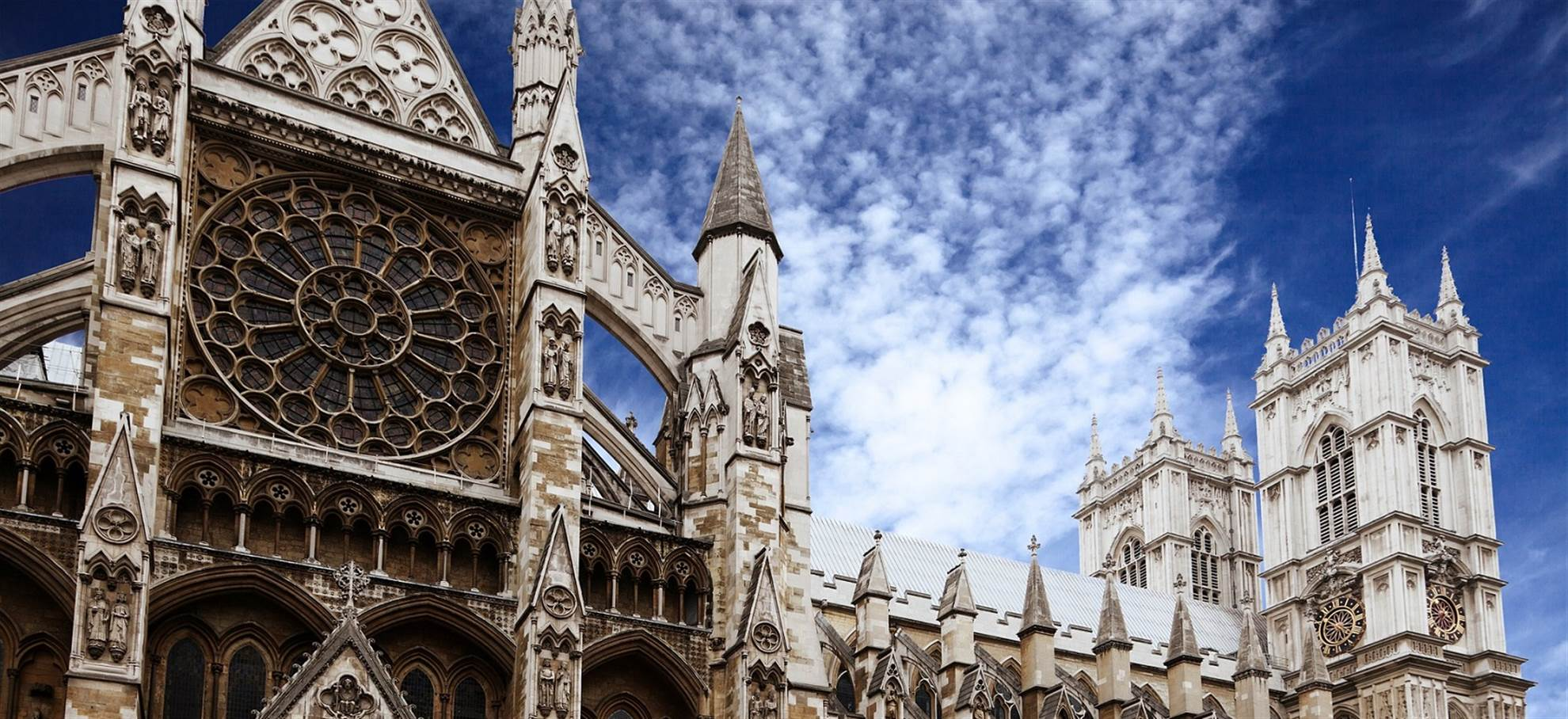 Westminster Abbey + Audioguide français