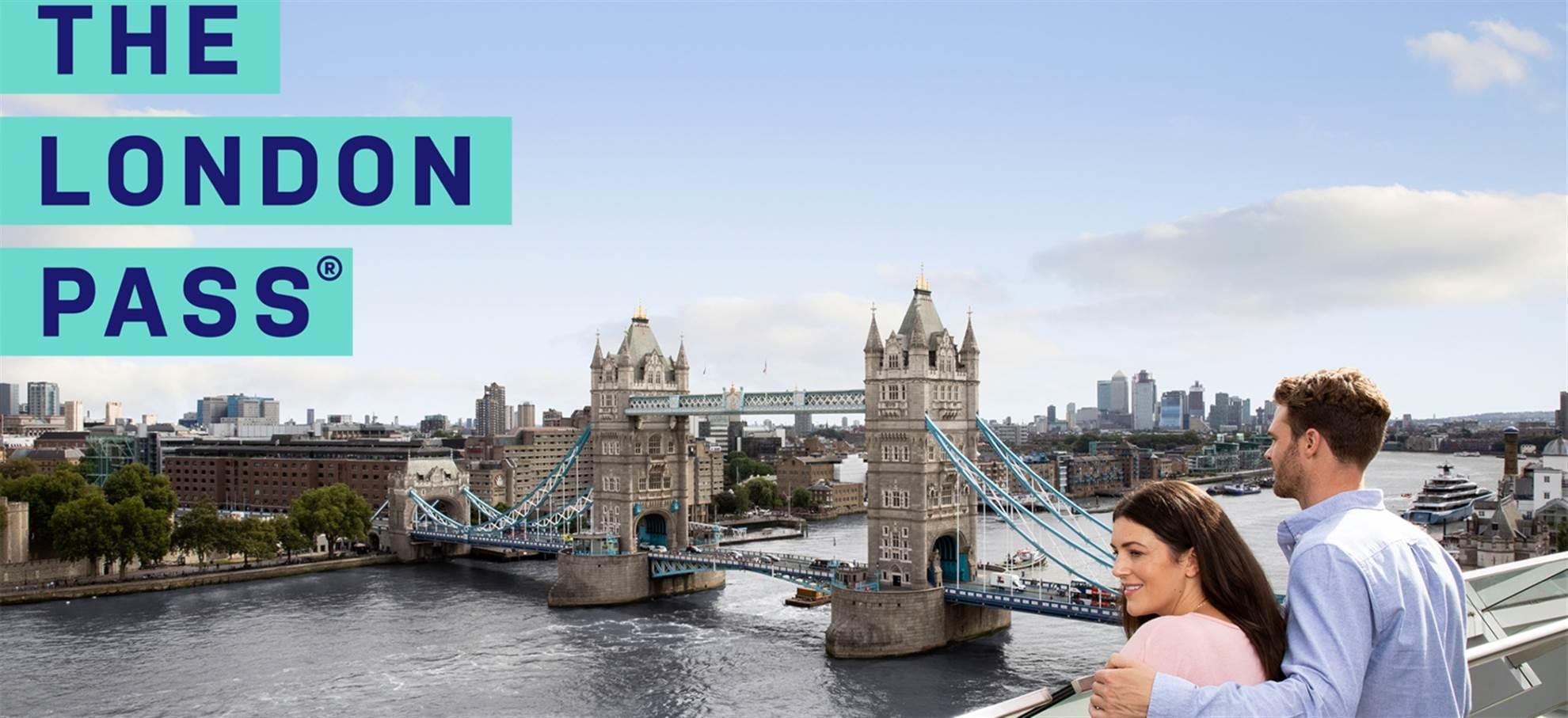London Pass - met Transport