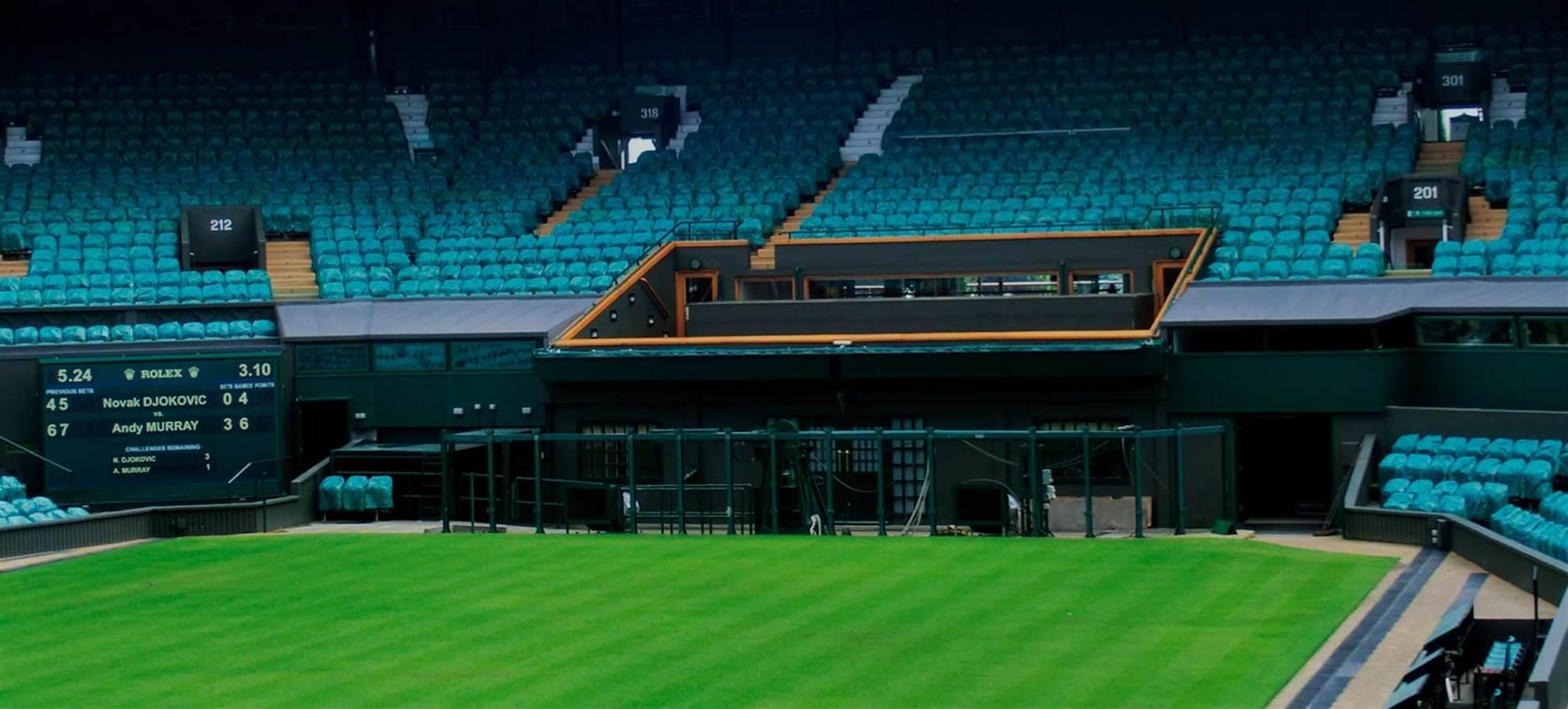 Wimbledon Lawn Guided Tour