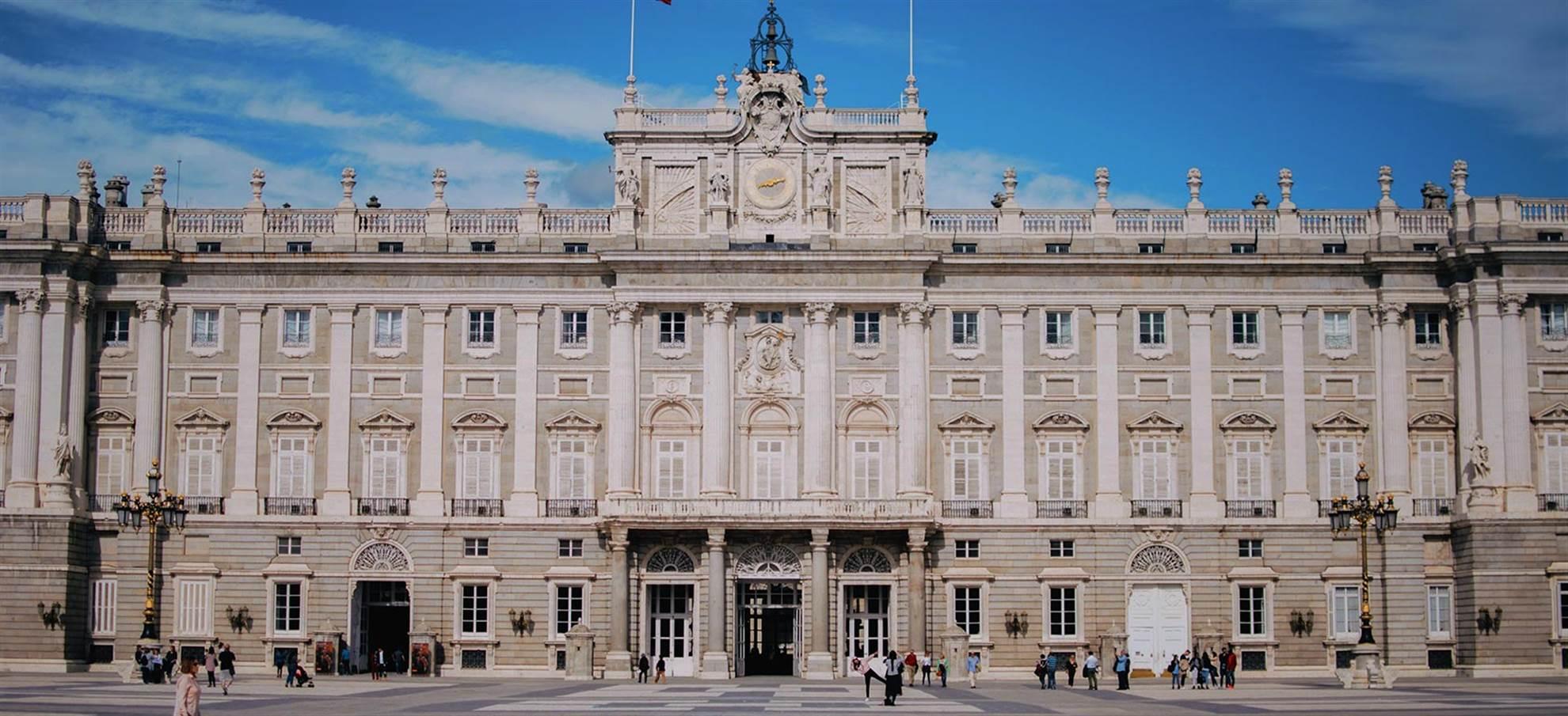 Palazzo Reale di Madrid - Saltala Fila