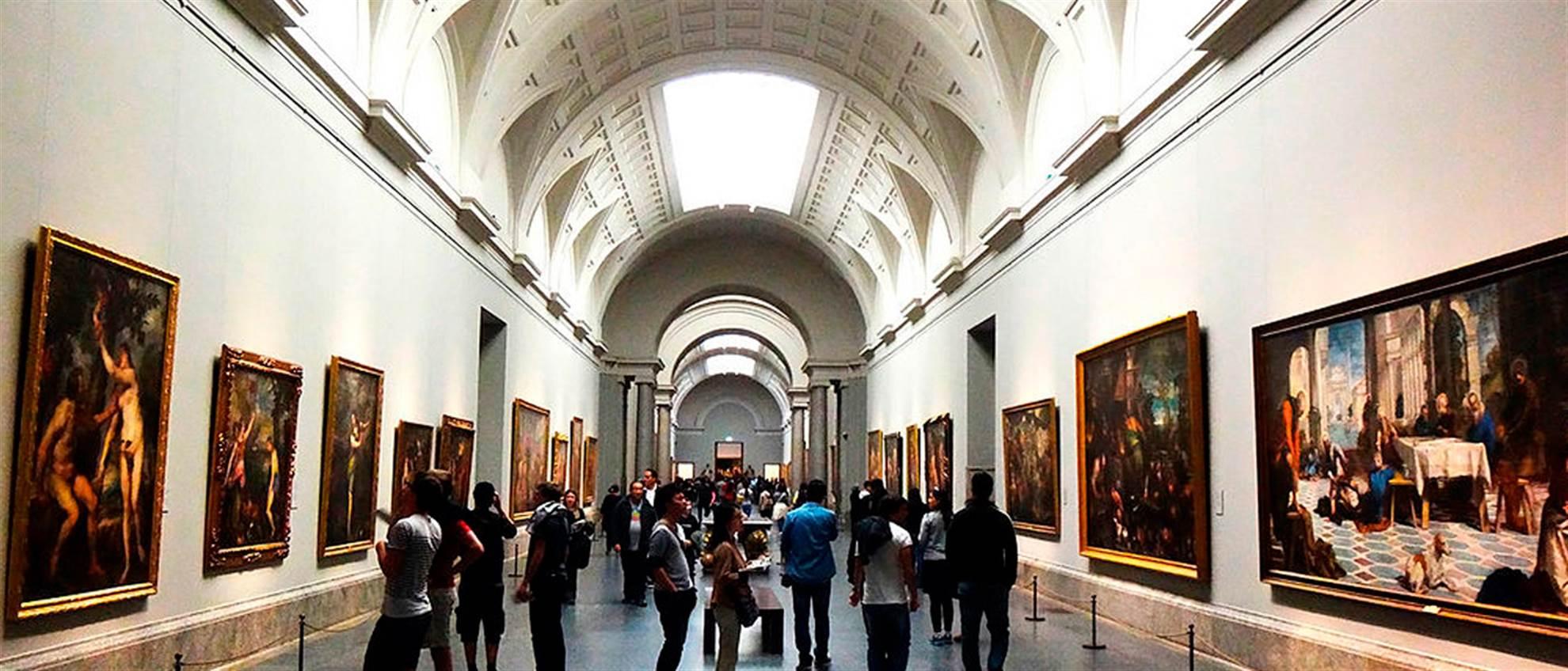 Museu do Prado de Madrid ´Evite filas´