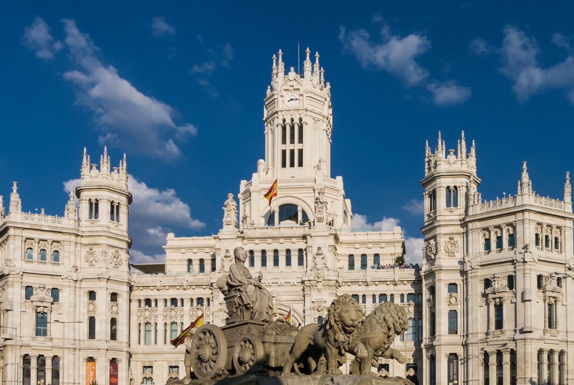 Tessera iVenture di Madrid (MADIVENT)
