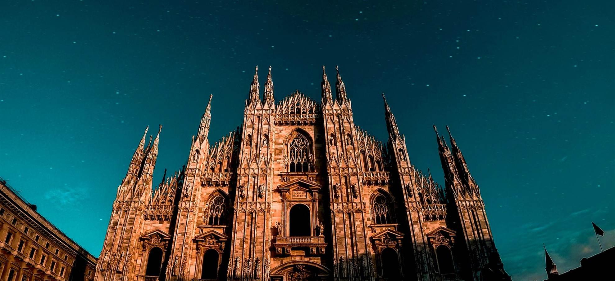 Duomo di Milano (accesso alle Terrazze del Duomo tramite ascensore)