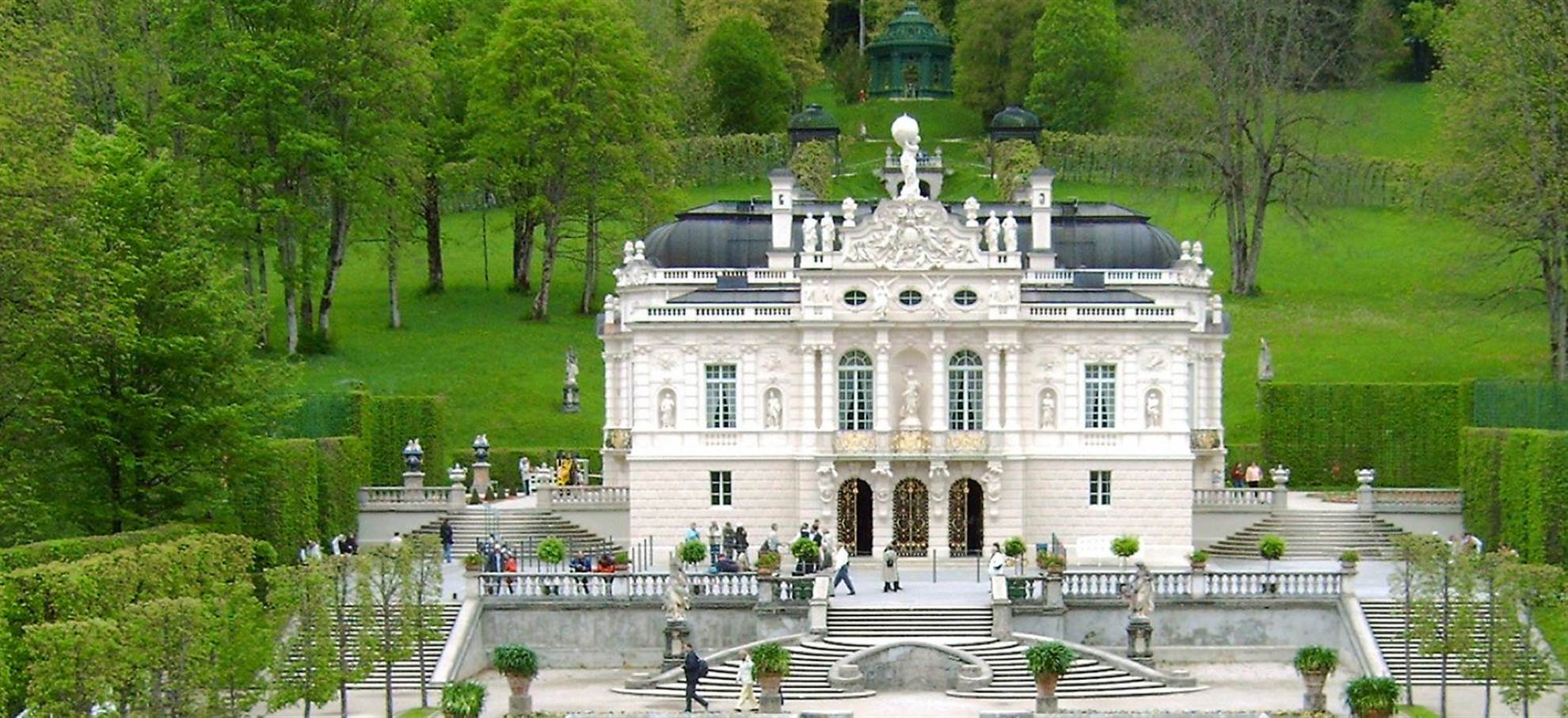 Замок Линдерхоф – билеты без очередей!