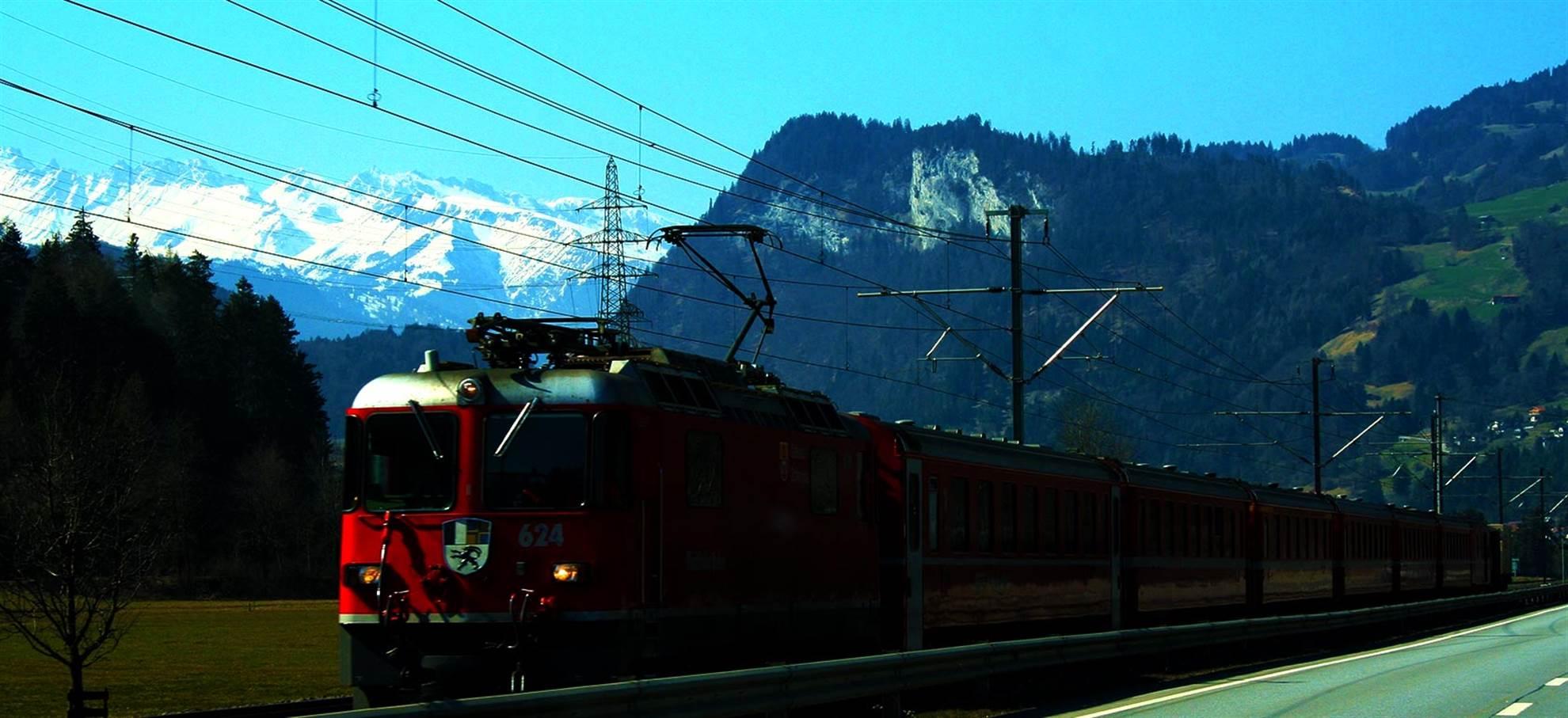 Trein ticket van München naar Neuschwanstein