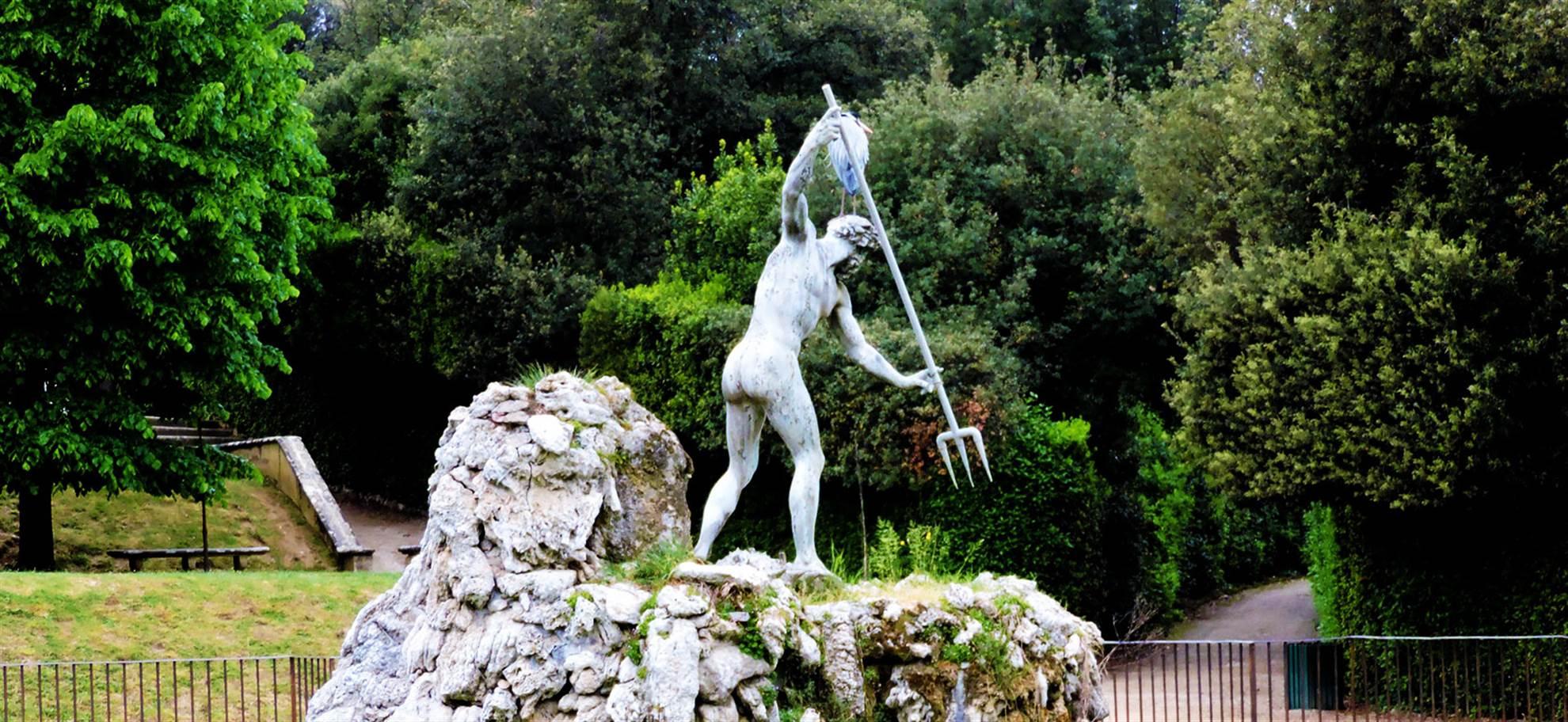 Boboli Gardens 'Skip the line'