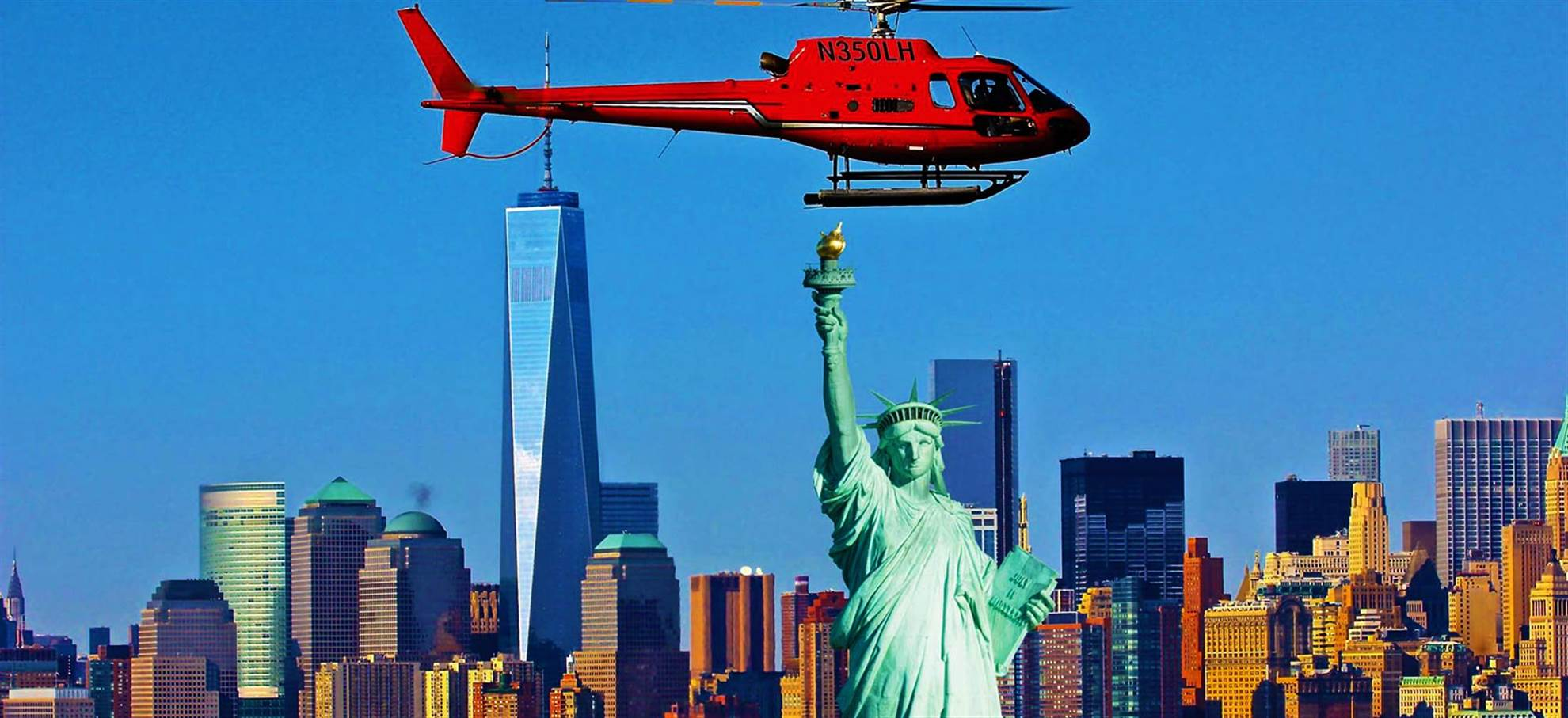 Liberty Helicopter Tours - New York, New York