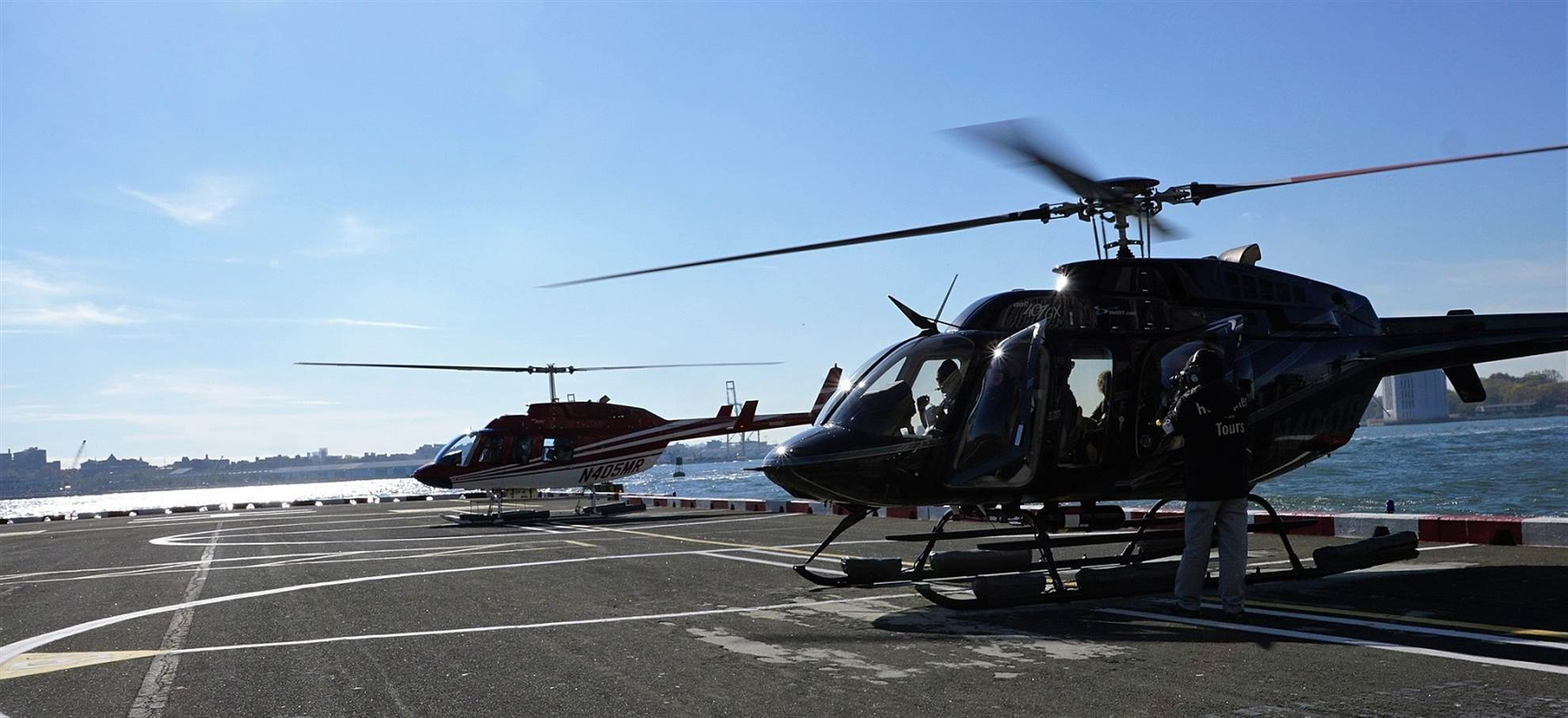 Tours Liberty Helicopter – La Grande Pomme