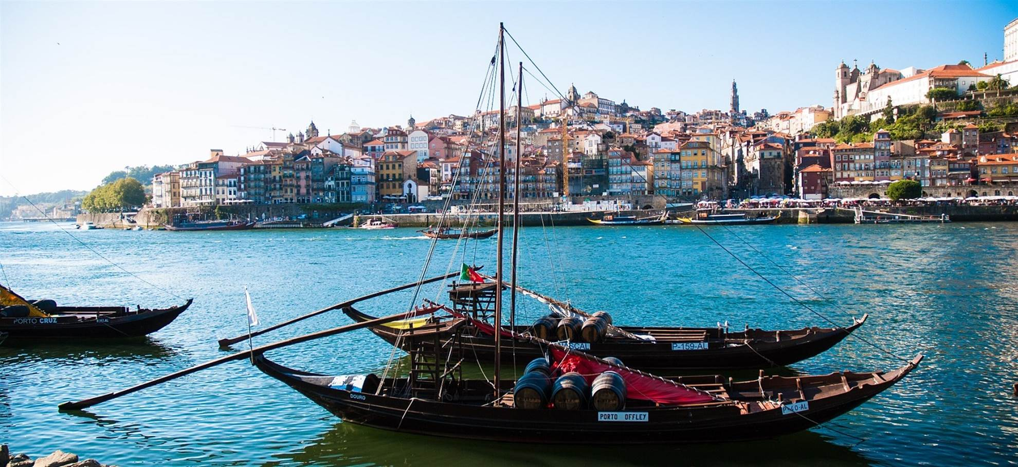 Hop on Hop off Bus - Porto Vintage