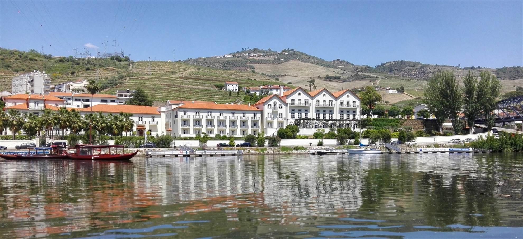Porto-Pinhão- Porto BA (Upstream)