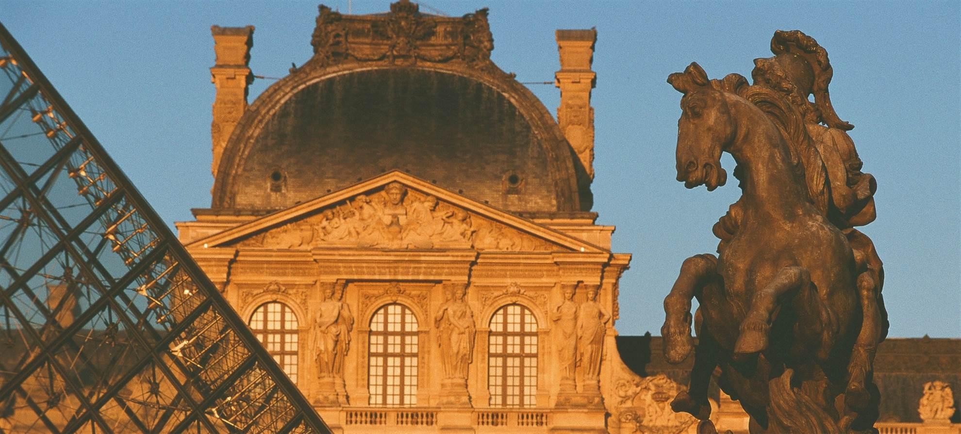 Pariisi museopassi (sisältää mm. Louvren museon)