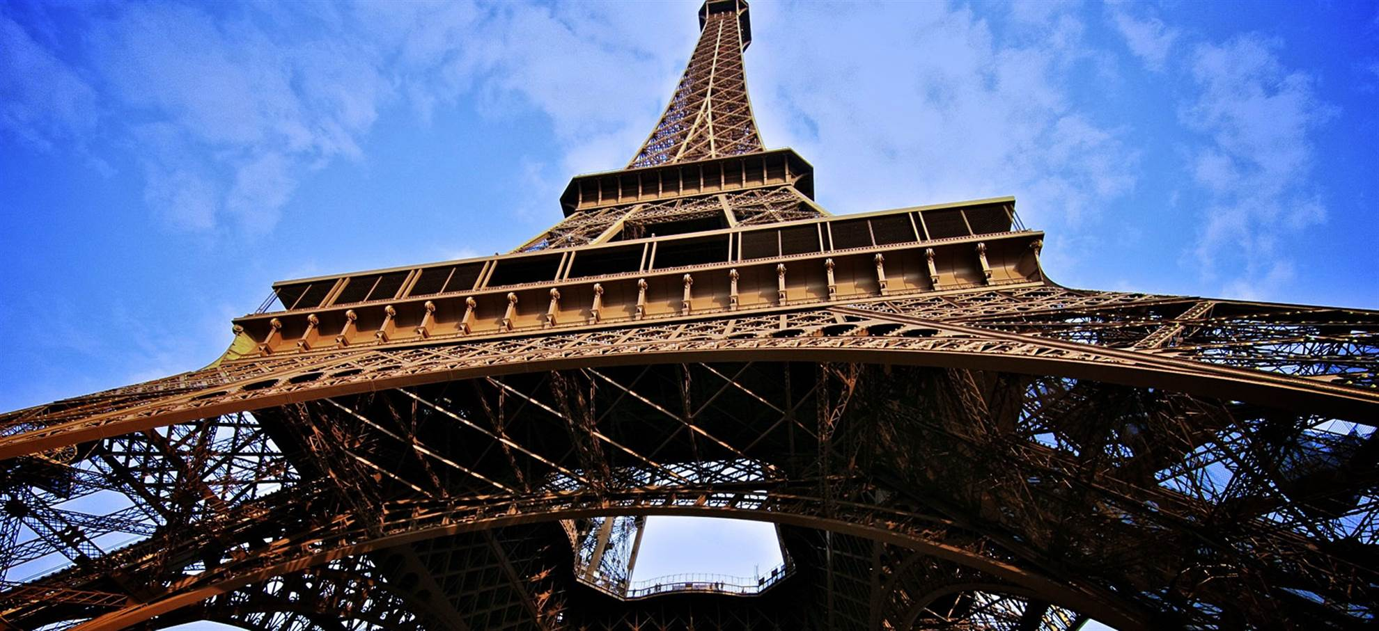 Visita guiada de la torre Eiffel