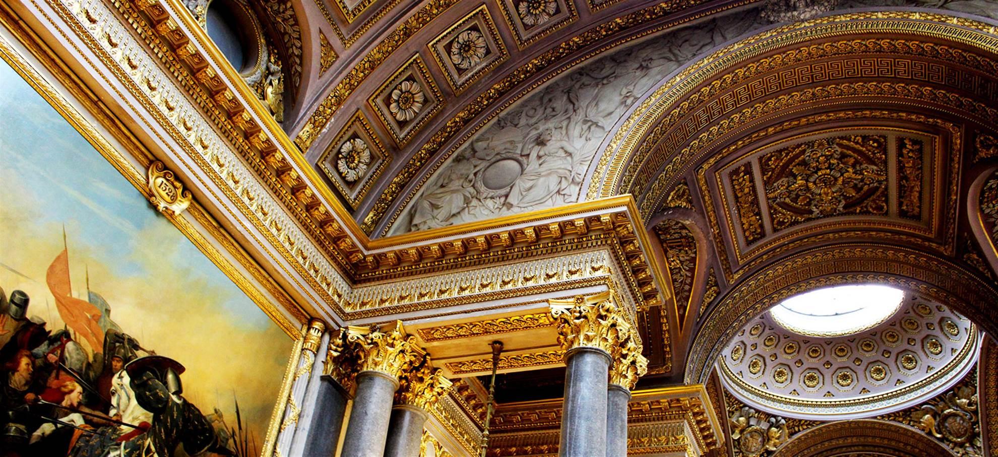 凡尔赛宫免排队