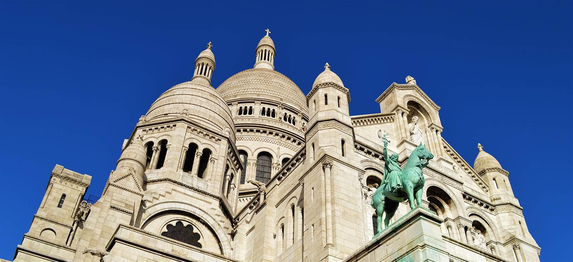 Guidad Besök av Montmartre