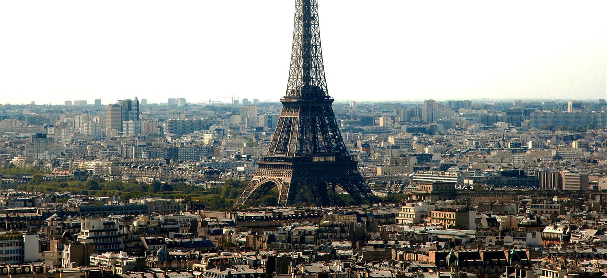 Paris City Tour + Torre Eiffel