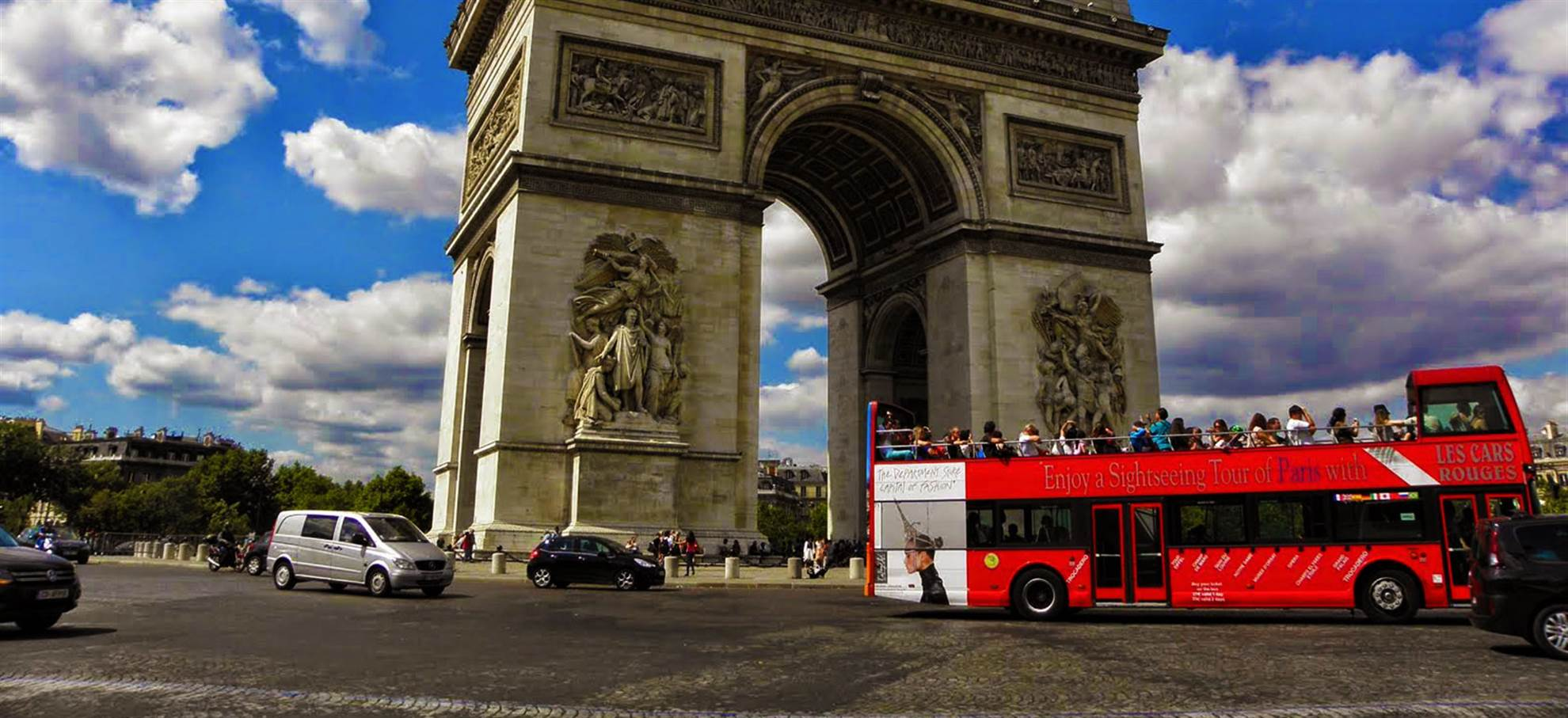 Автобус с остановками по Ницце 1 день