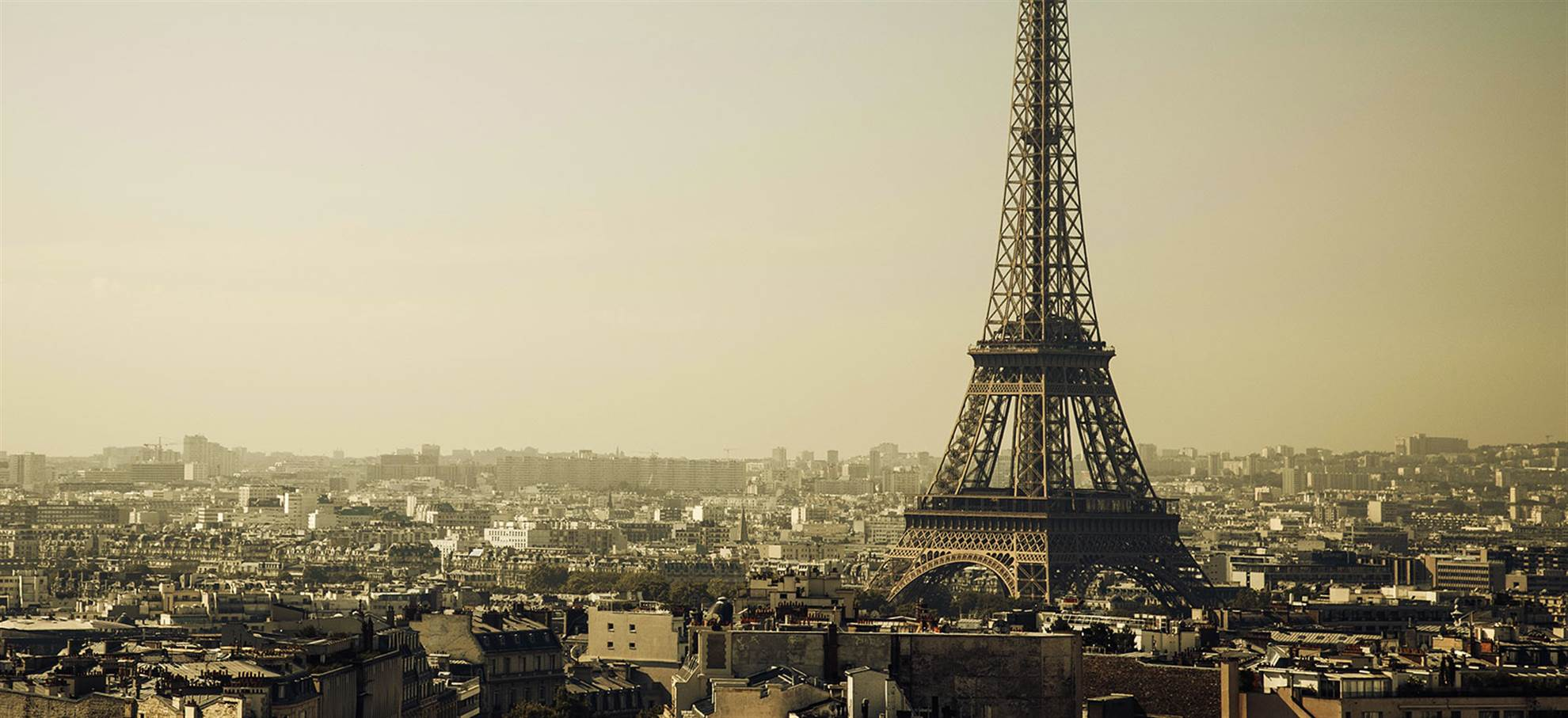 Тур по Парижу & Эйфелева Башня