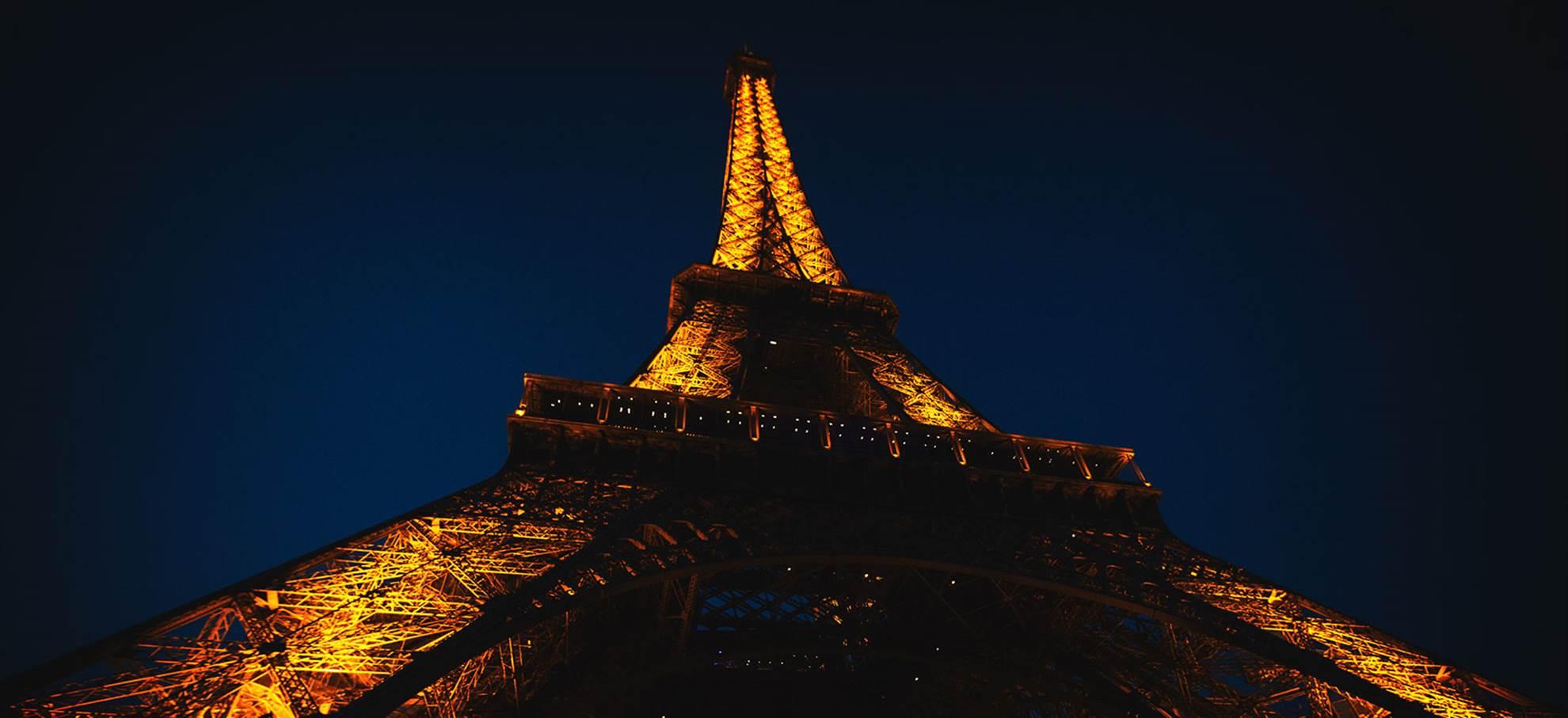 Иллюминация Парижа