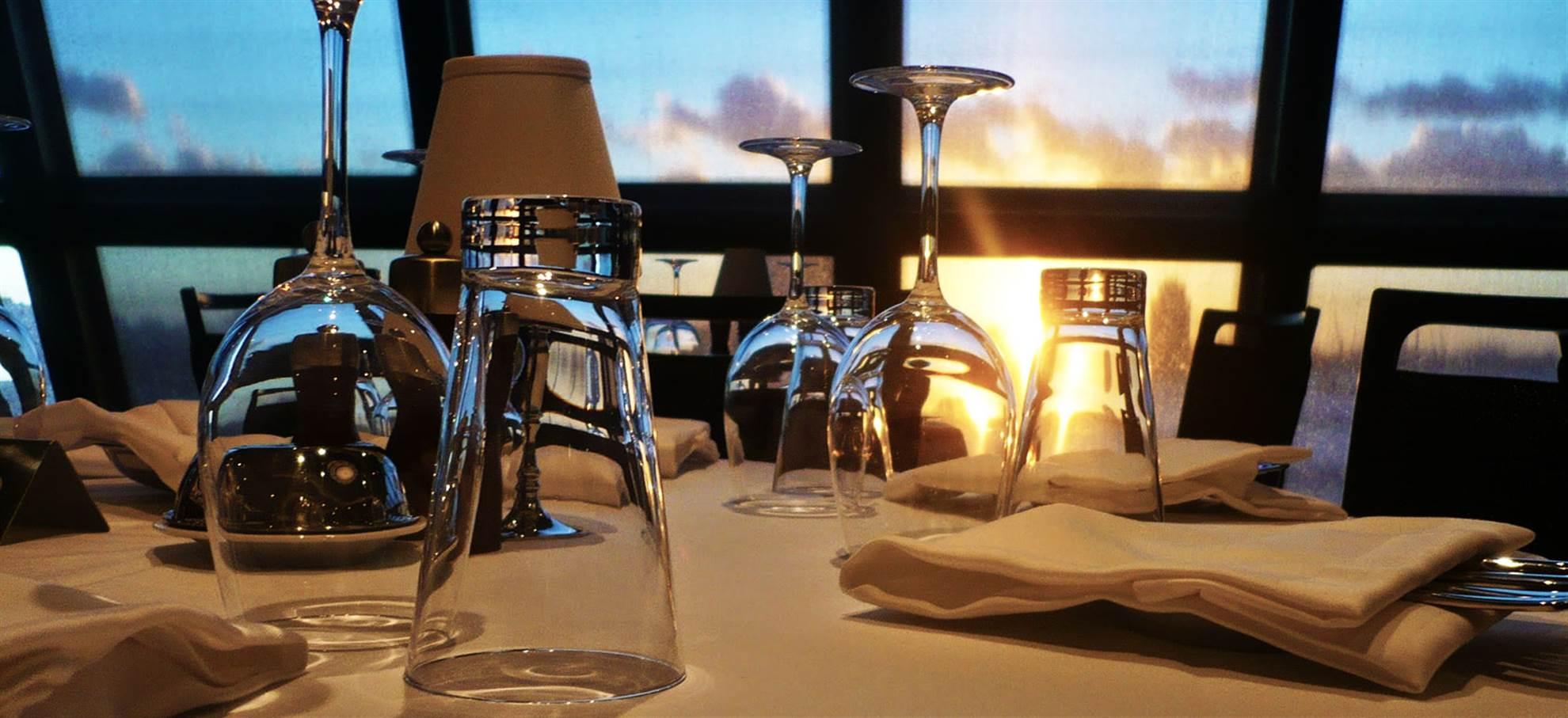 Paris Bistro Diner en Cruise