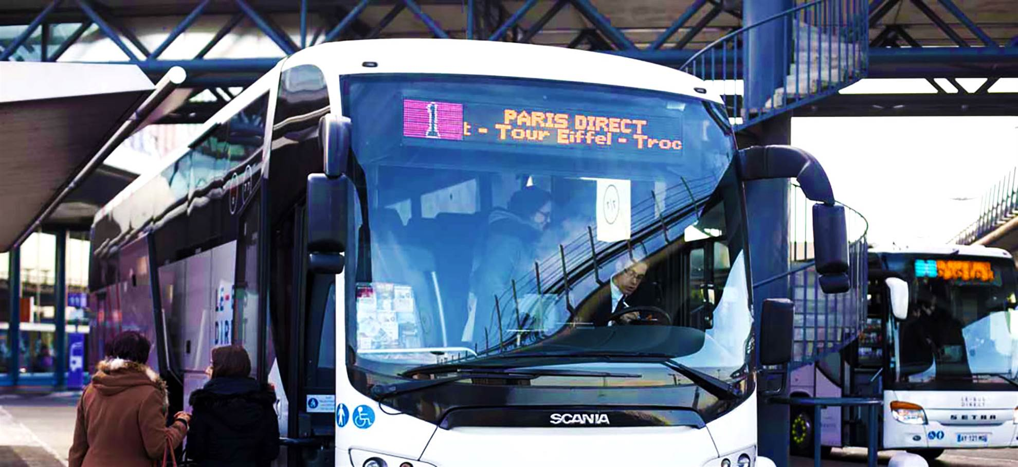 Airport transfer Orly