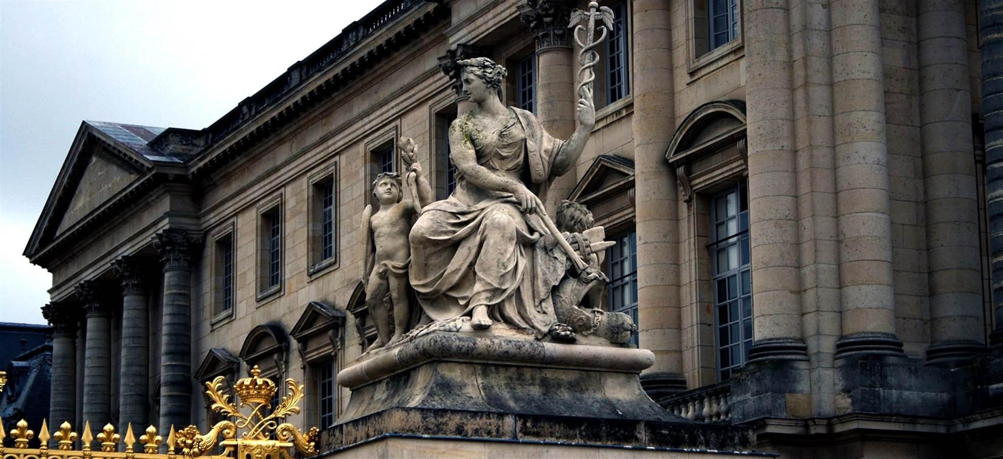 Palácio de Versalhes - Entrada + Audioguia