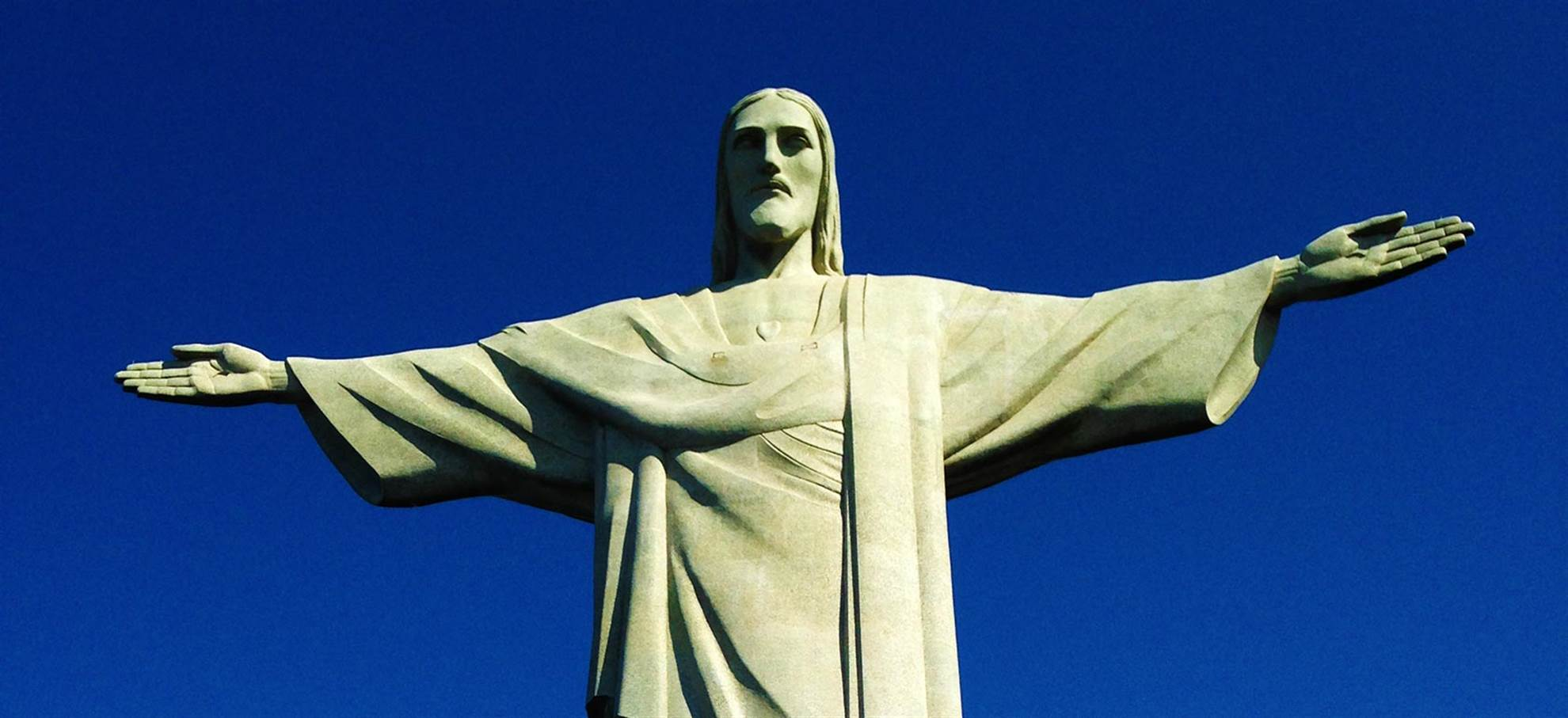 Corcovado with Christ Redeemer Statue