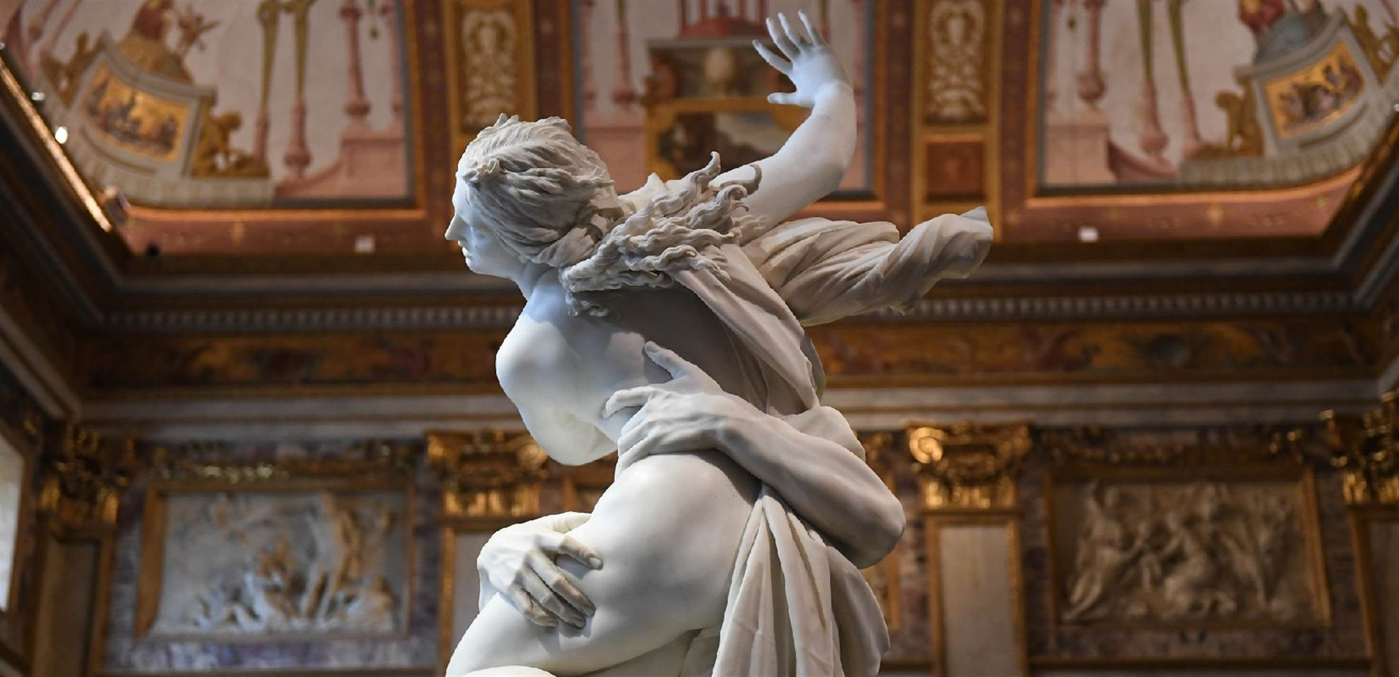 Borghese Gallery Tour with a guide