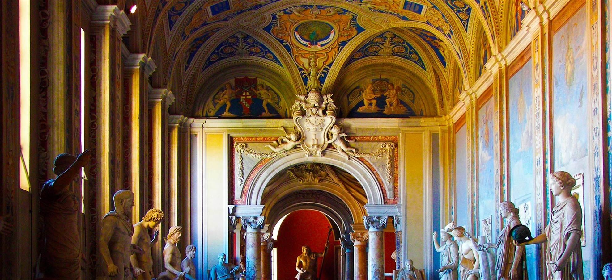 Det nationella Rom-museet - hoppa över kön!
