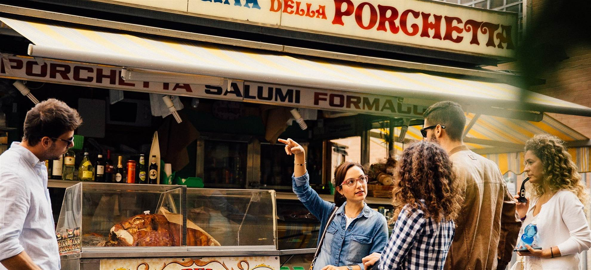 Discover Rome as a local!