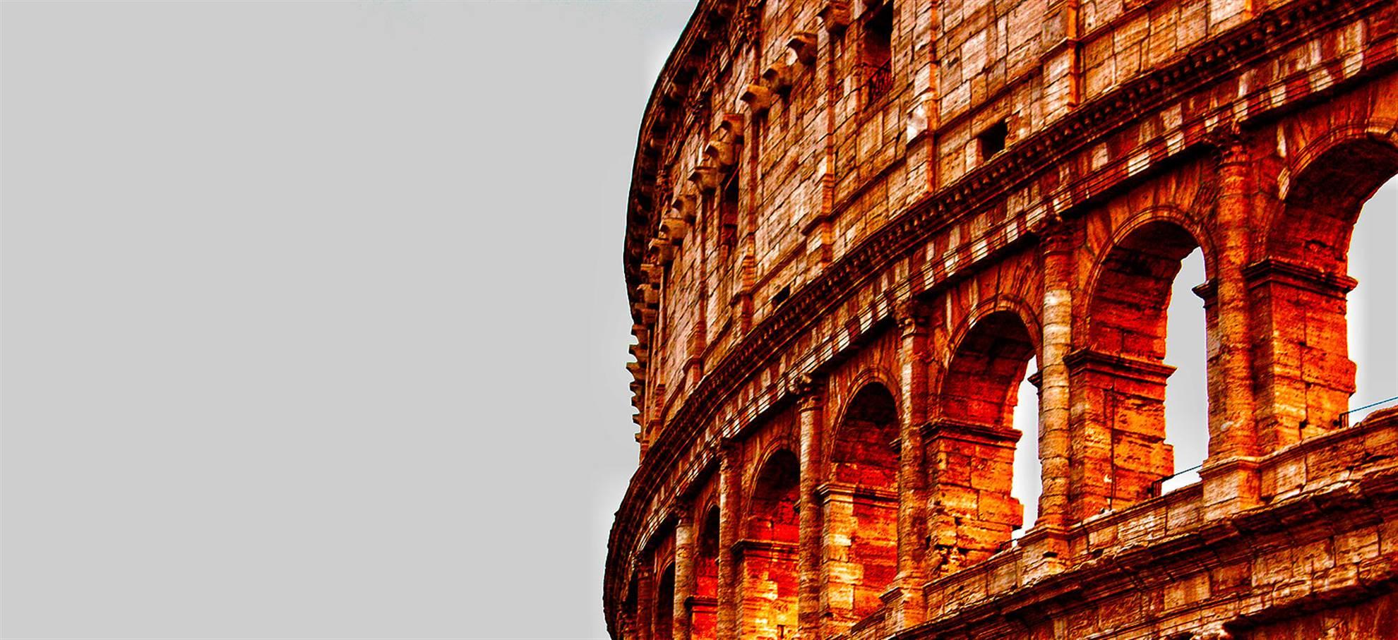 Colisée souterrain, aréna, forum romain et colline palatine (P2BUAS)