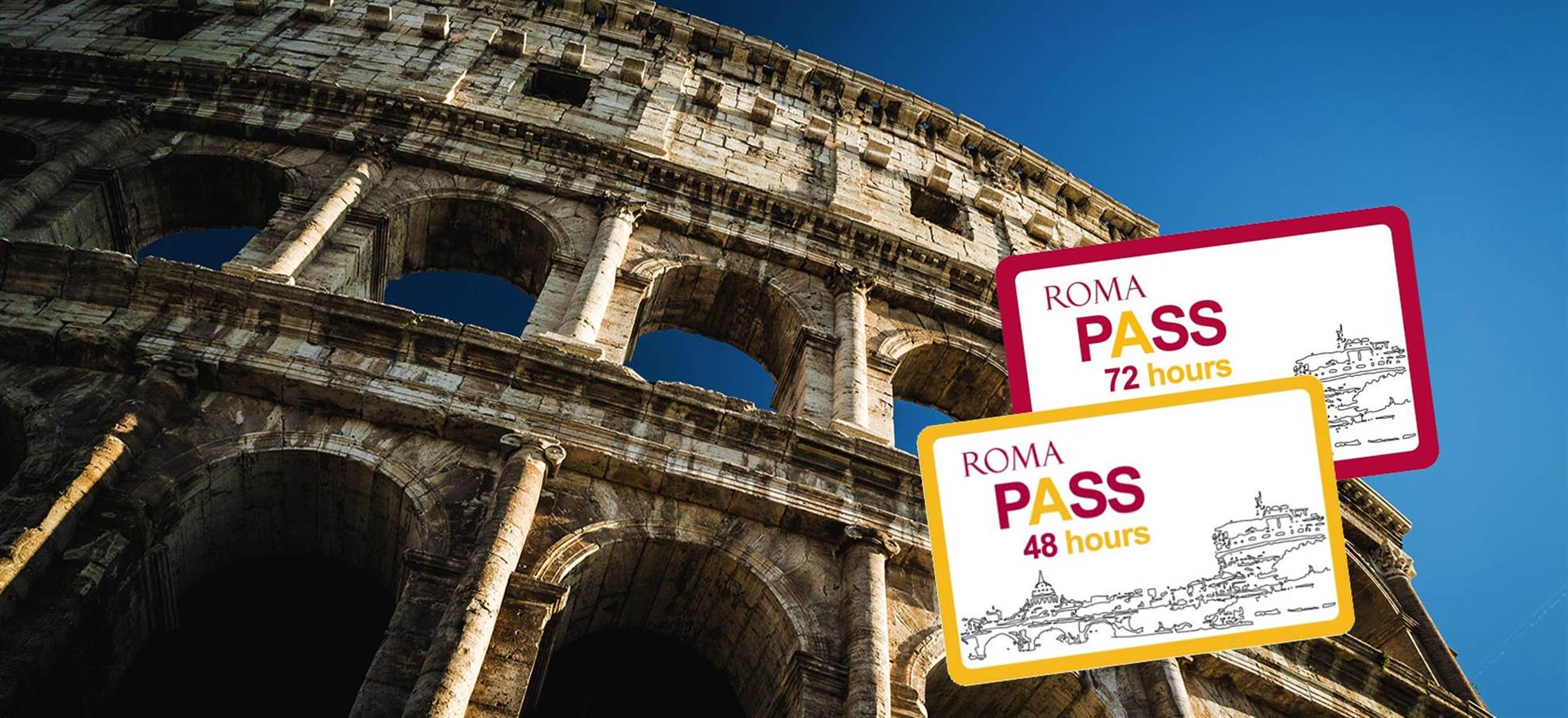 Roma pass (Optional St. Peter's Skip the line tickets)